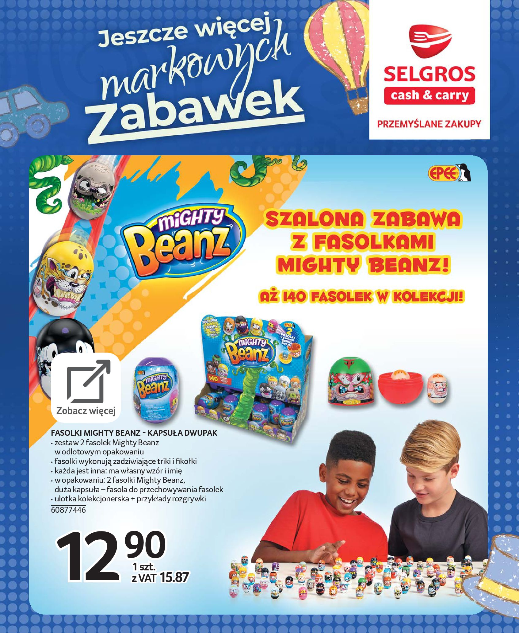 Gazetka Selgros - Katalog zabawek-20.11.2019-24.12.2019-page-67