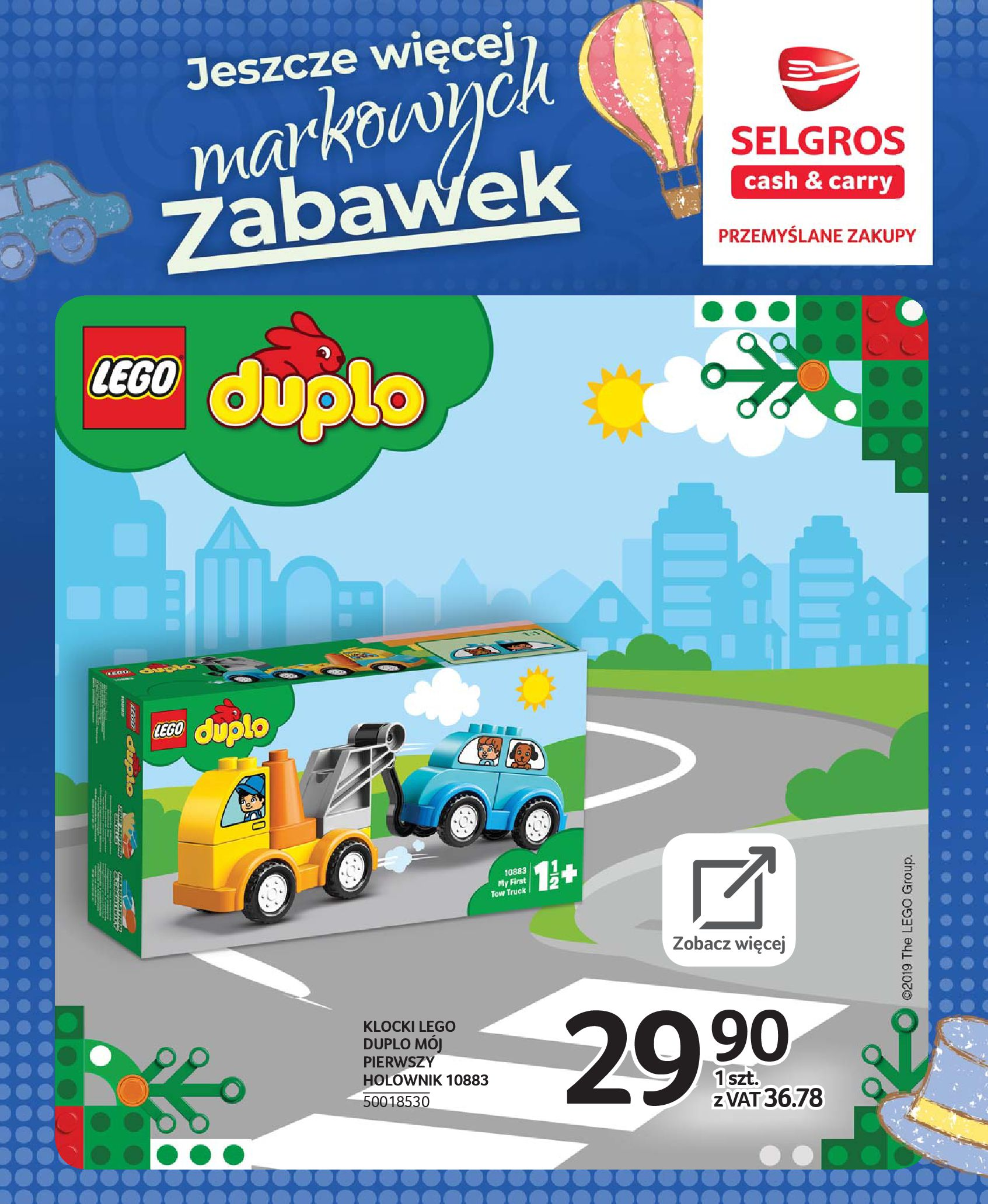 Gazetka Selgros - Katalog zabawek-20.11.2019-24.12.2019-page-69