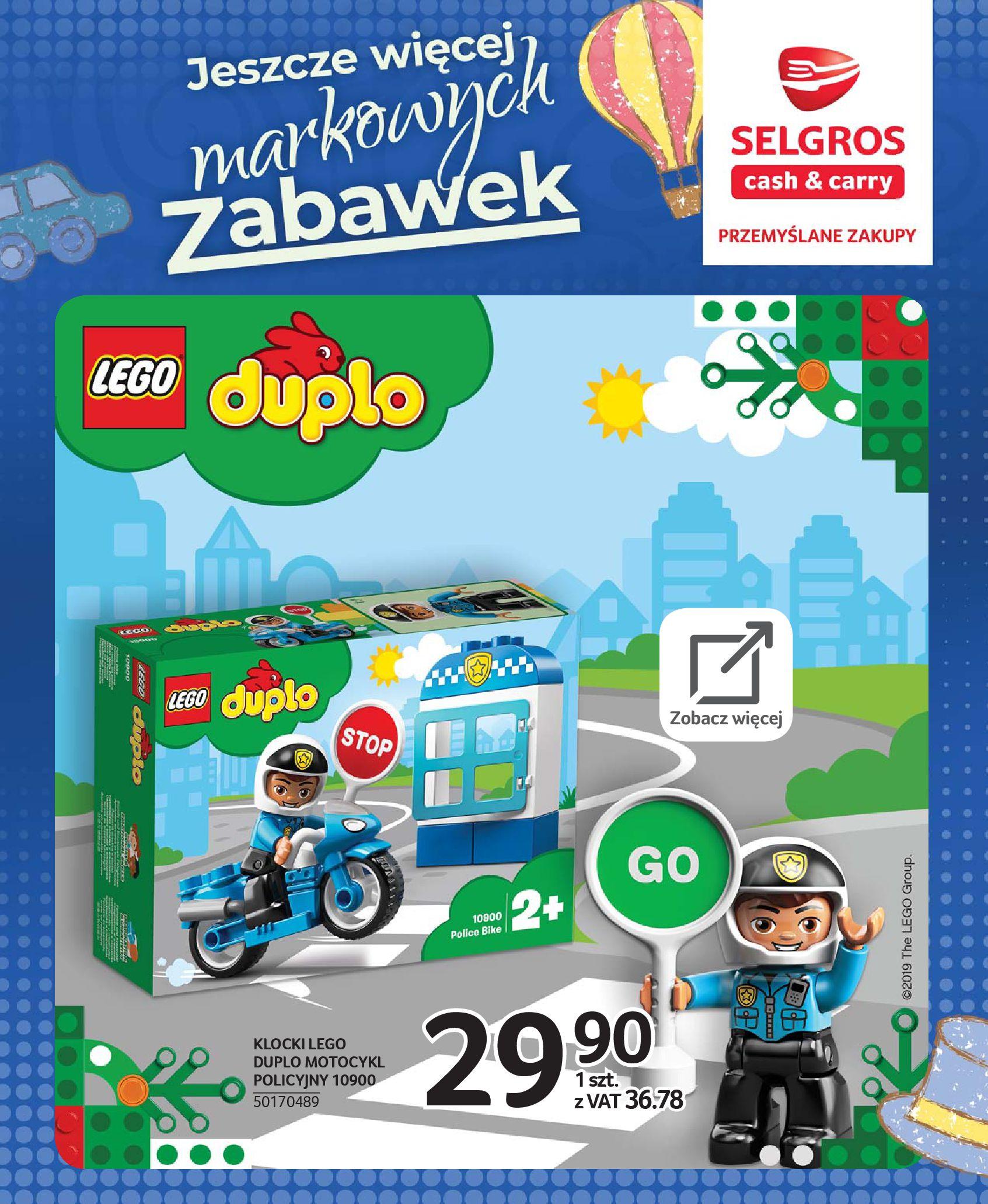 Gazetka Selgros - Katalog zabawek-20.11.2019-24.12.2019-page-71