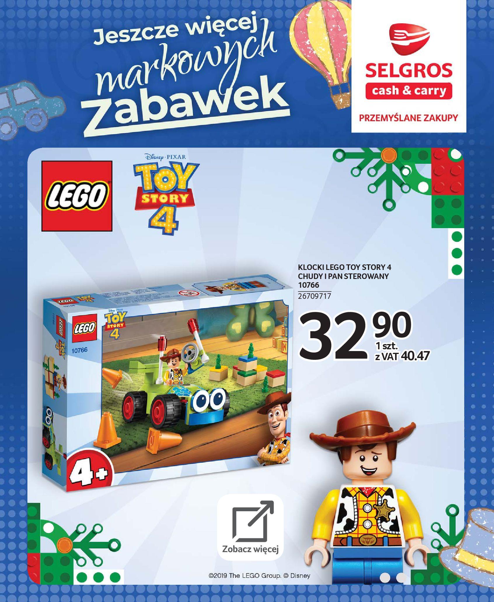 Gazetka Selgros - Katalog zabawek-20.11.2019-24.12.2019-page-73