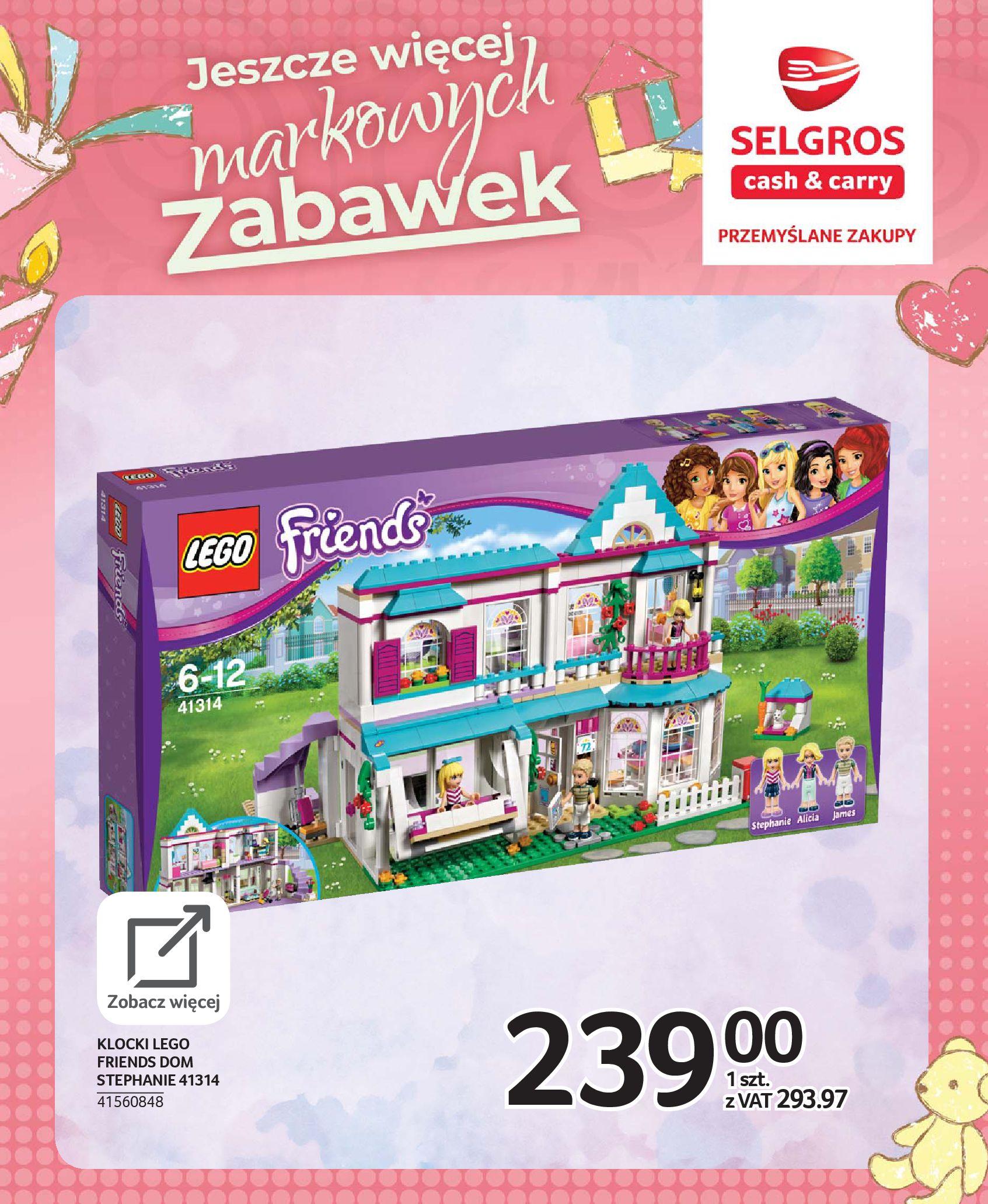 Gazetka Selgros - Katalog zabawek-20.11.2019-24.12.2019-page-74
