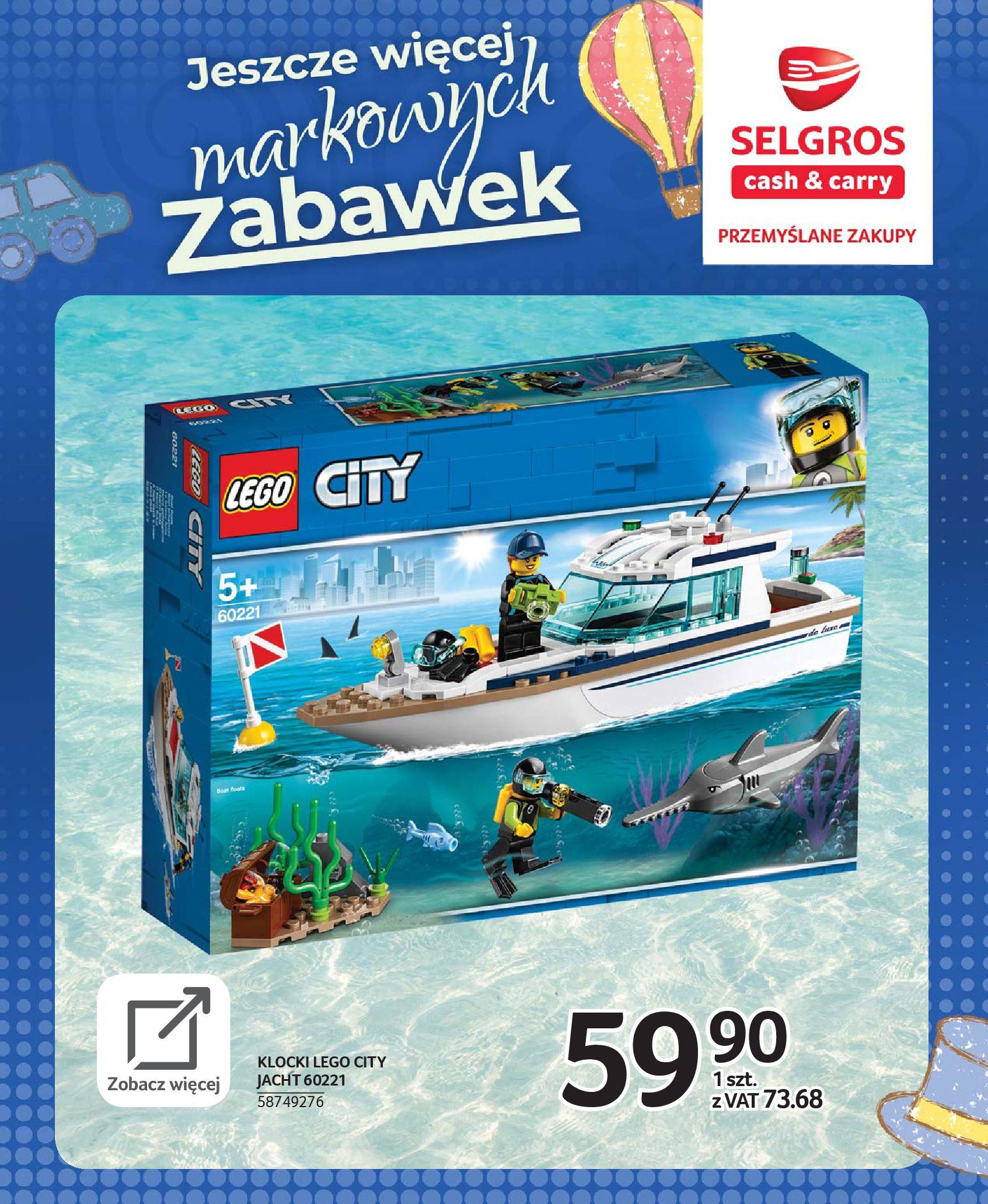Gazetka Selgros - Katalog zabawek-20.11.2019-24.12.2019-page-76