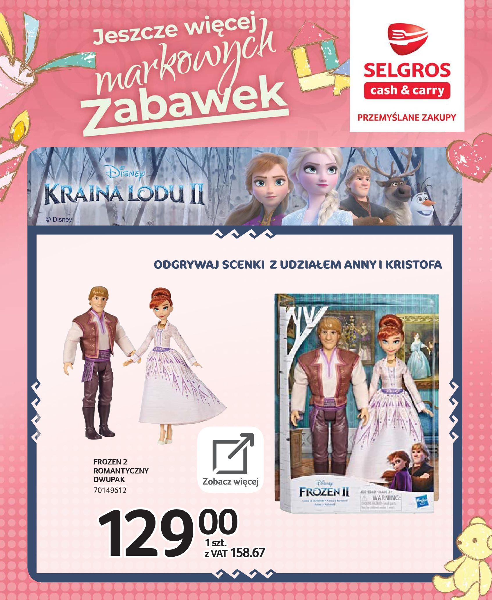 Gazetka Selgros - Katalog zabawek-20.11.2019-24.12.2019-page-9