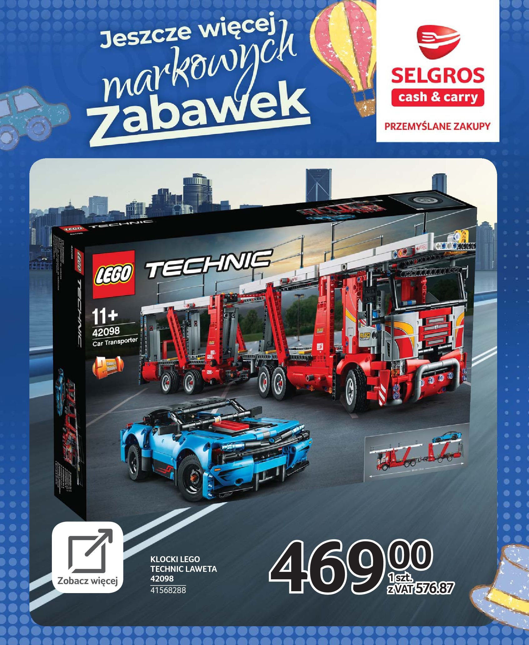 Gazetka Selgros - Katalog zabawek-20.11.2019-24.12.2019-page-81