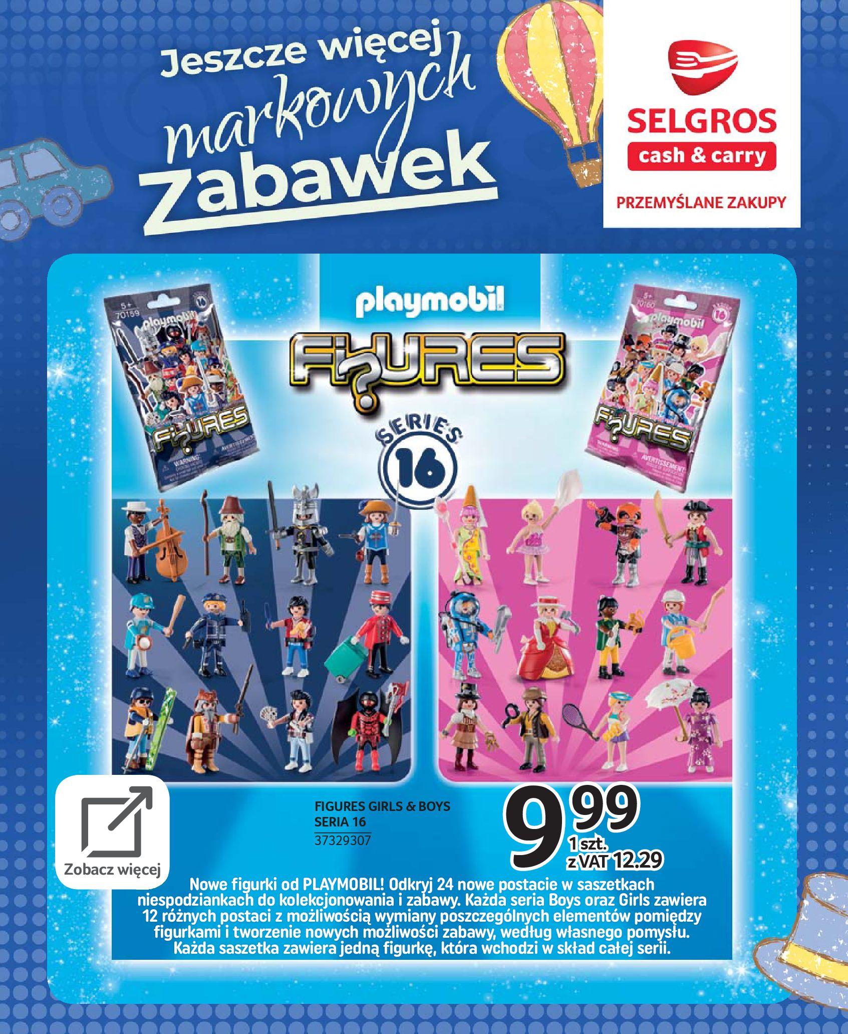 Gazetka Selgros - Katalog zabawek-20.11.2019-24.12.2019-page-82
