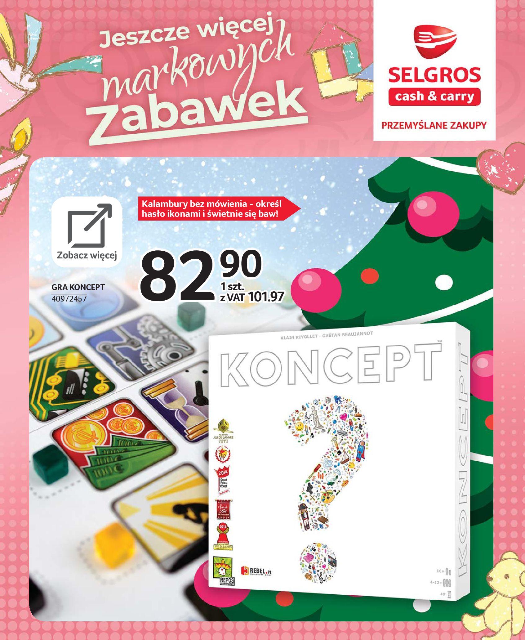 Gazetka Selgros - Katalog zabawek-20.11.2019-24.12.2019-page-87