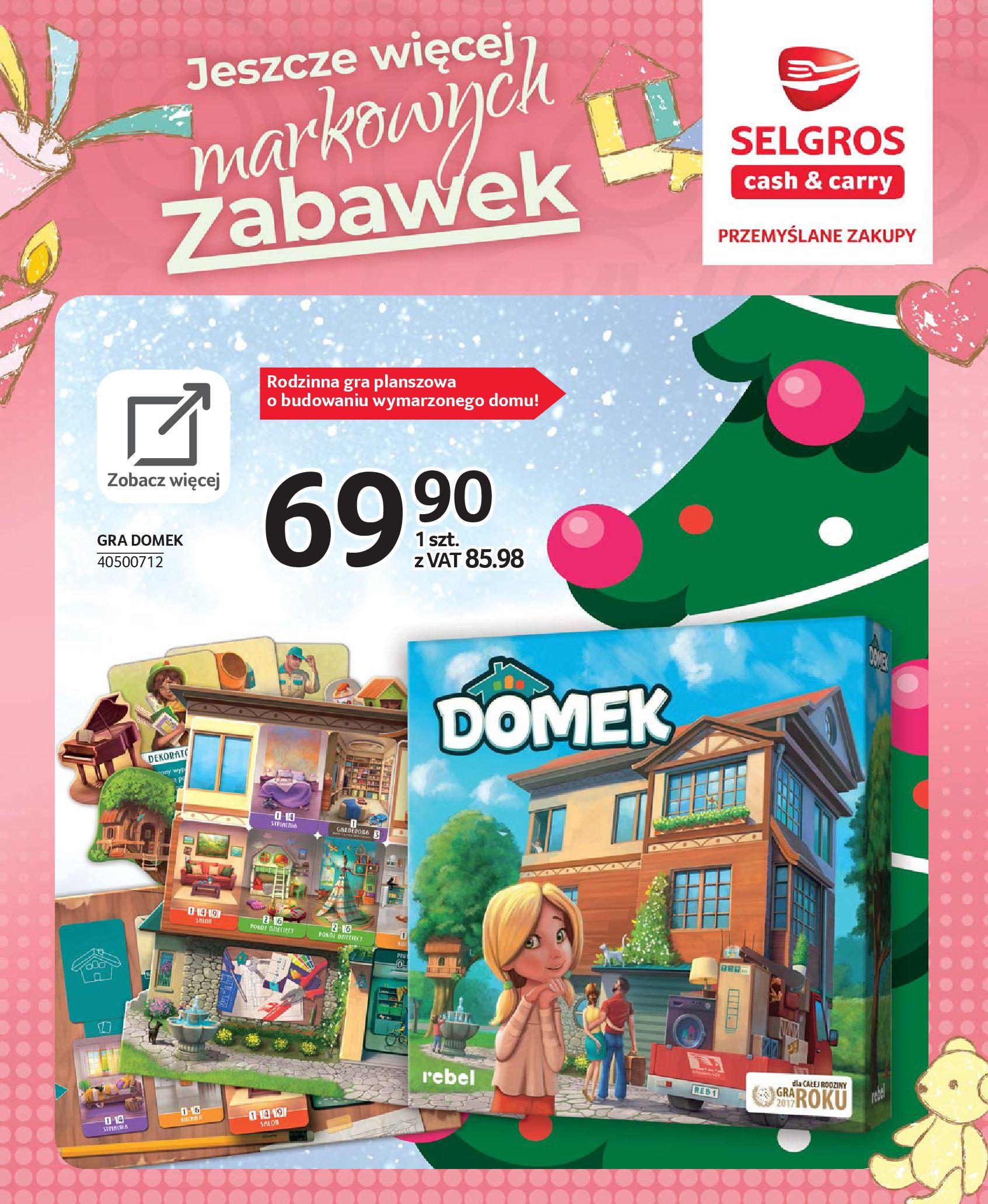 Gazetka Selgros - Katalog zabawek-20.11.2019-24.12.2019-page-88