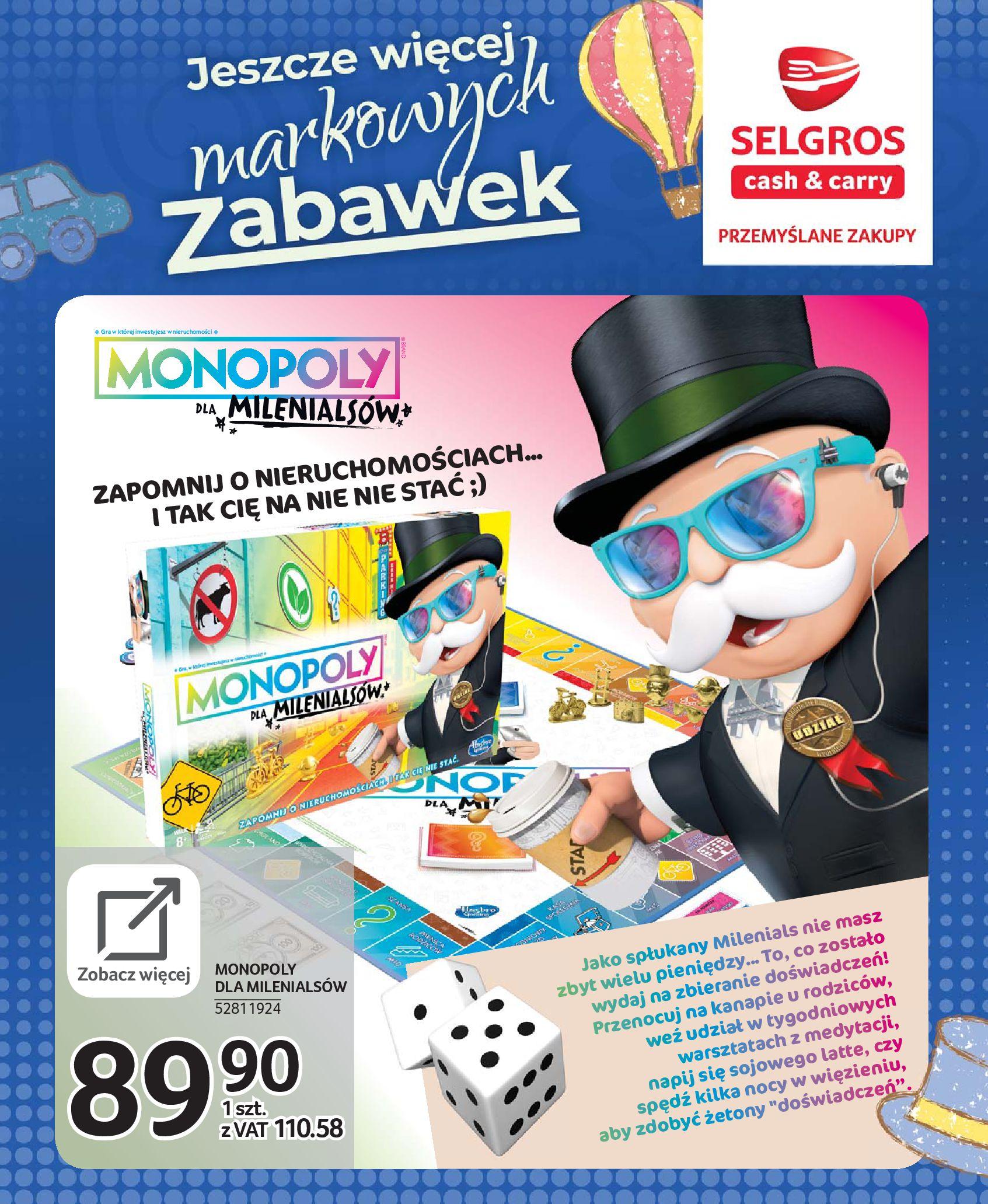 Gazetka Selgros - Katalog zabawek-20.11.2019-24.12.2019-page-89