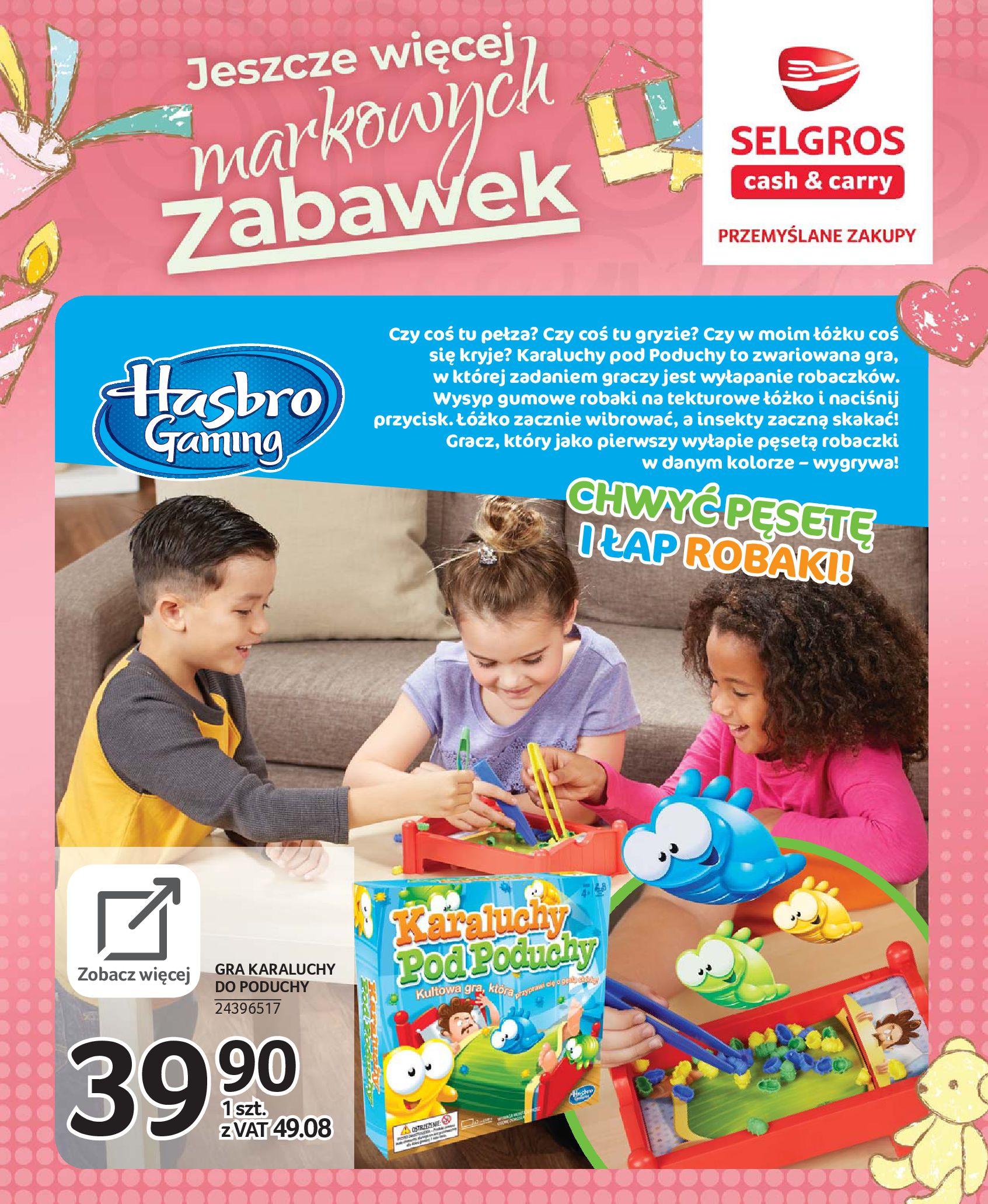 Gazetka Selgros - Katalog zabawek-20.11.2019-24.12.2019-page-90