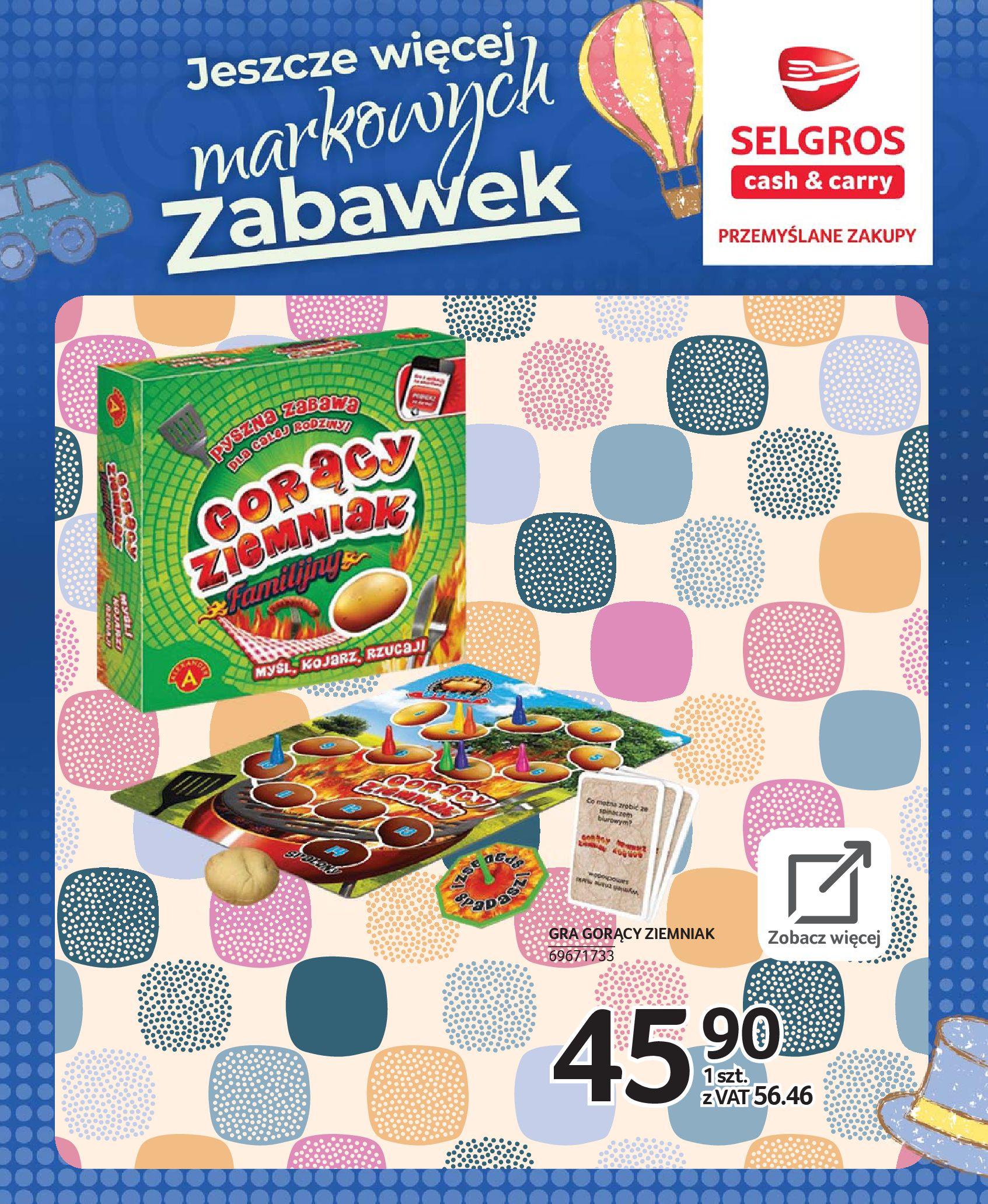 Gazetka Selgros - Katalog zabawek-20.11.2019-24.12.2019-page-91