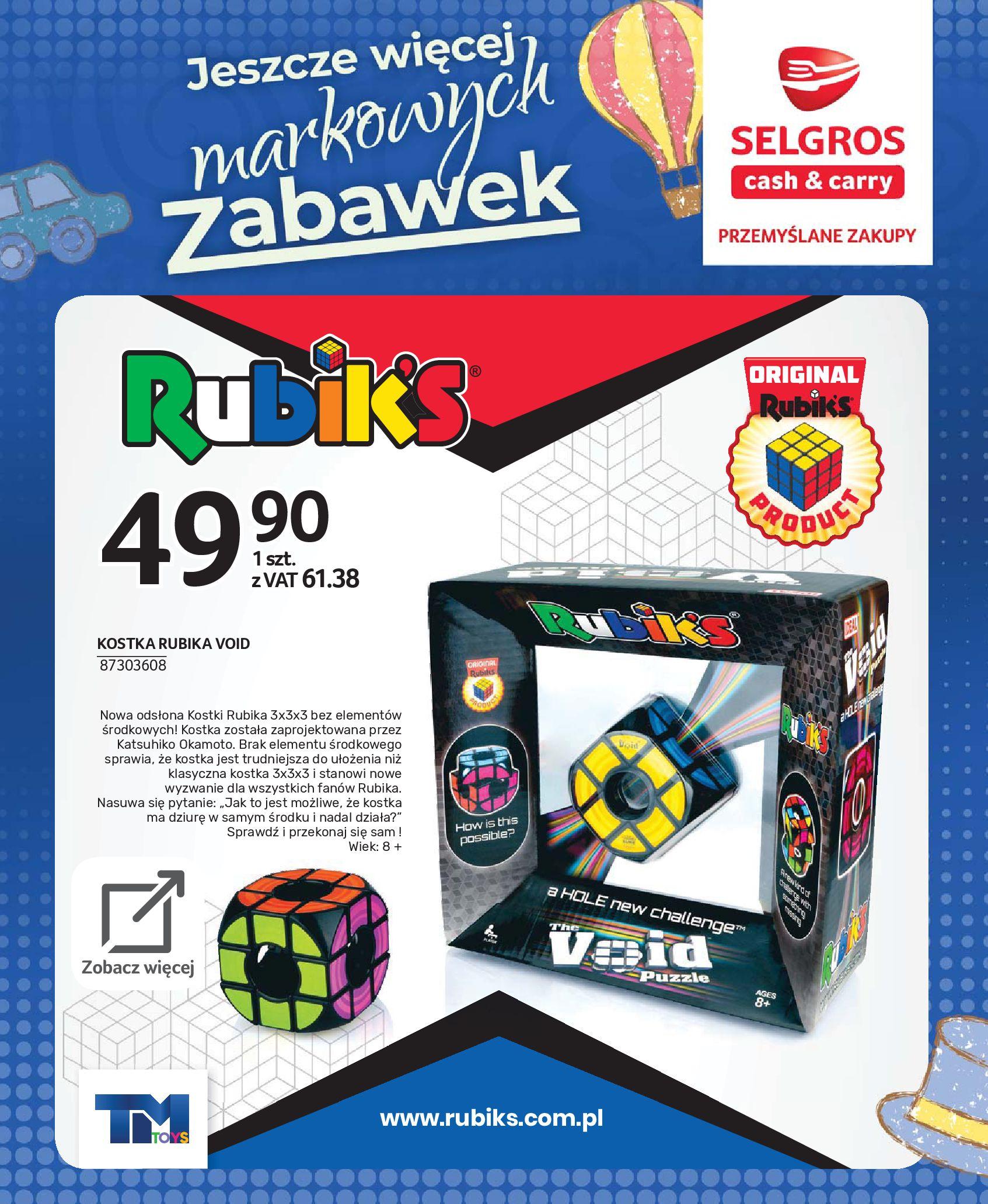 Gazetka Selgros - Katalog zabawek-20.11.2019-24.12.2019-page-92