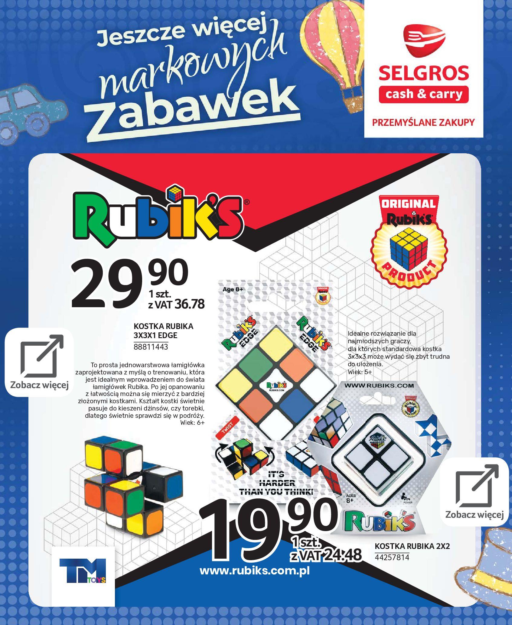 Gazetka Selgros - Katalog zabawek-20.11.2019-24.12.2019-page-93