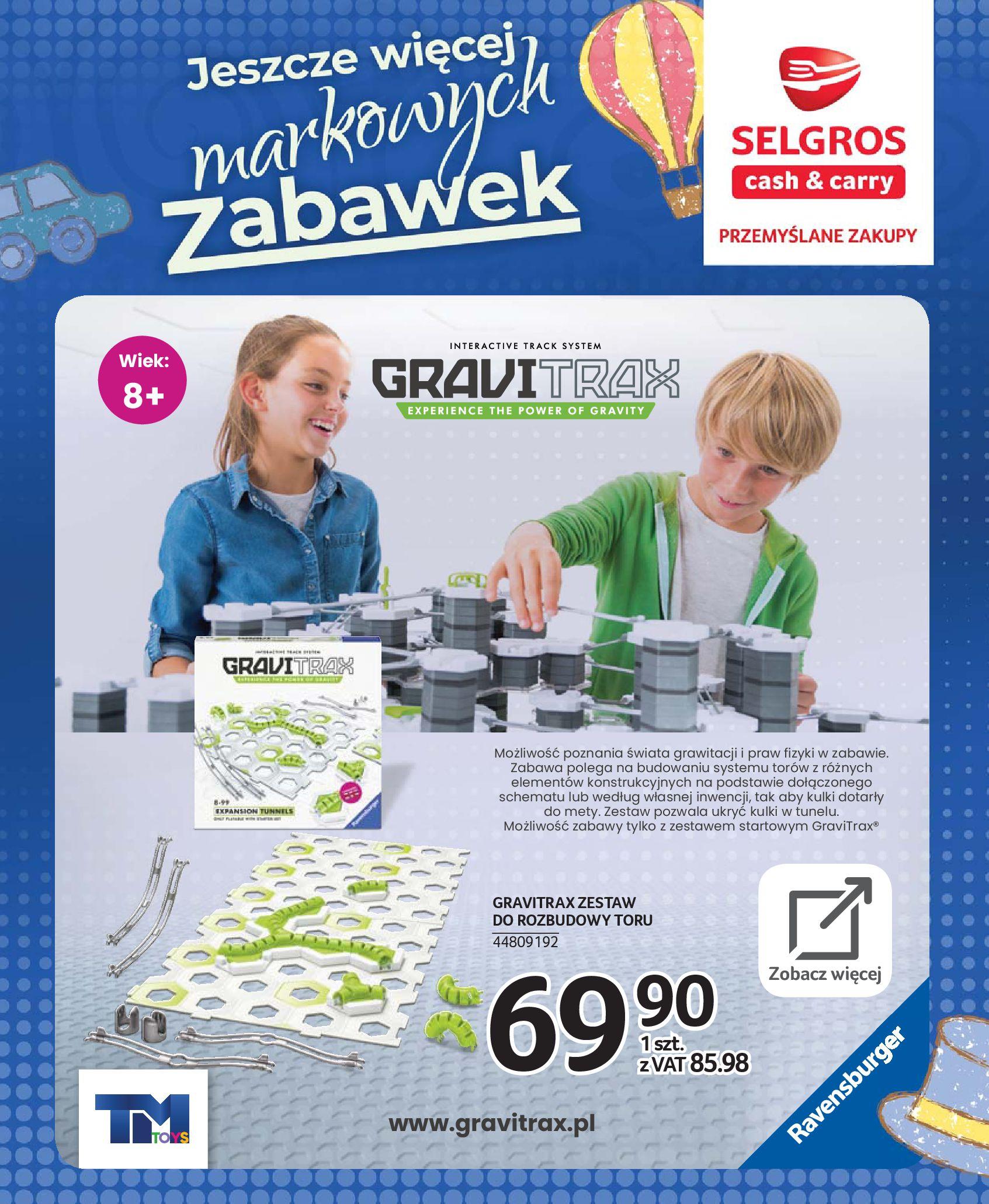 Gazetka Selgros - Katalog zabawek-20.11.2019-24.12.2019-page-94