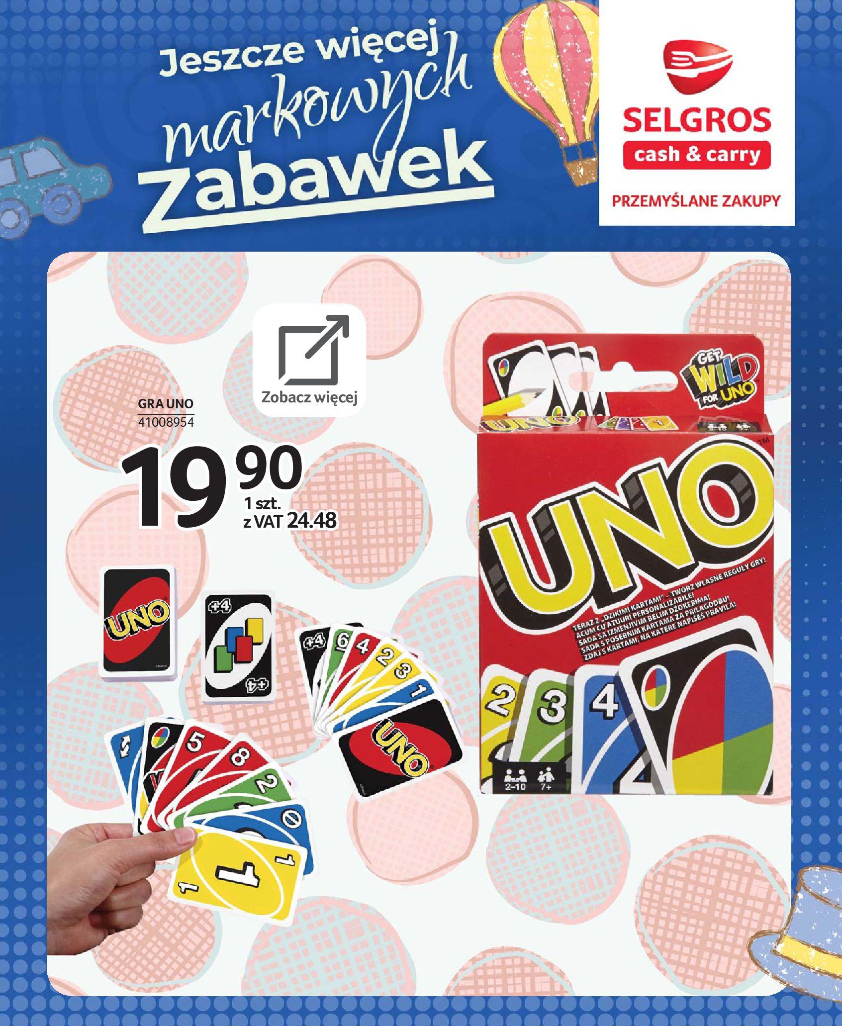 Gazetka Selgros - Katalog zabawek-20.11.2019-24.12.2019-page-95