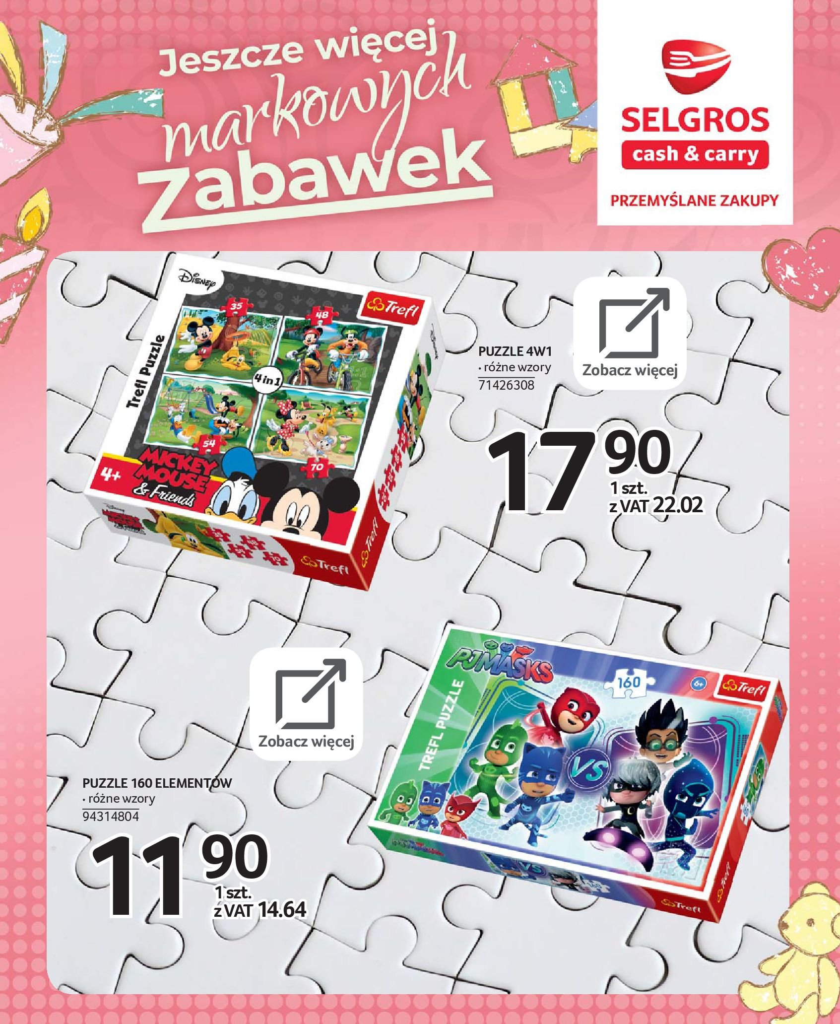 Gazetka Selgros - Katalog zabawek-20.11.2019-24.12.2019-page-96