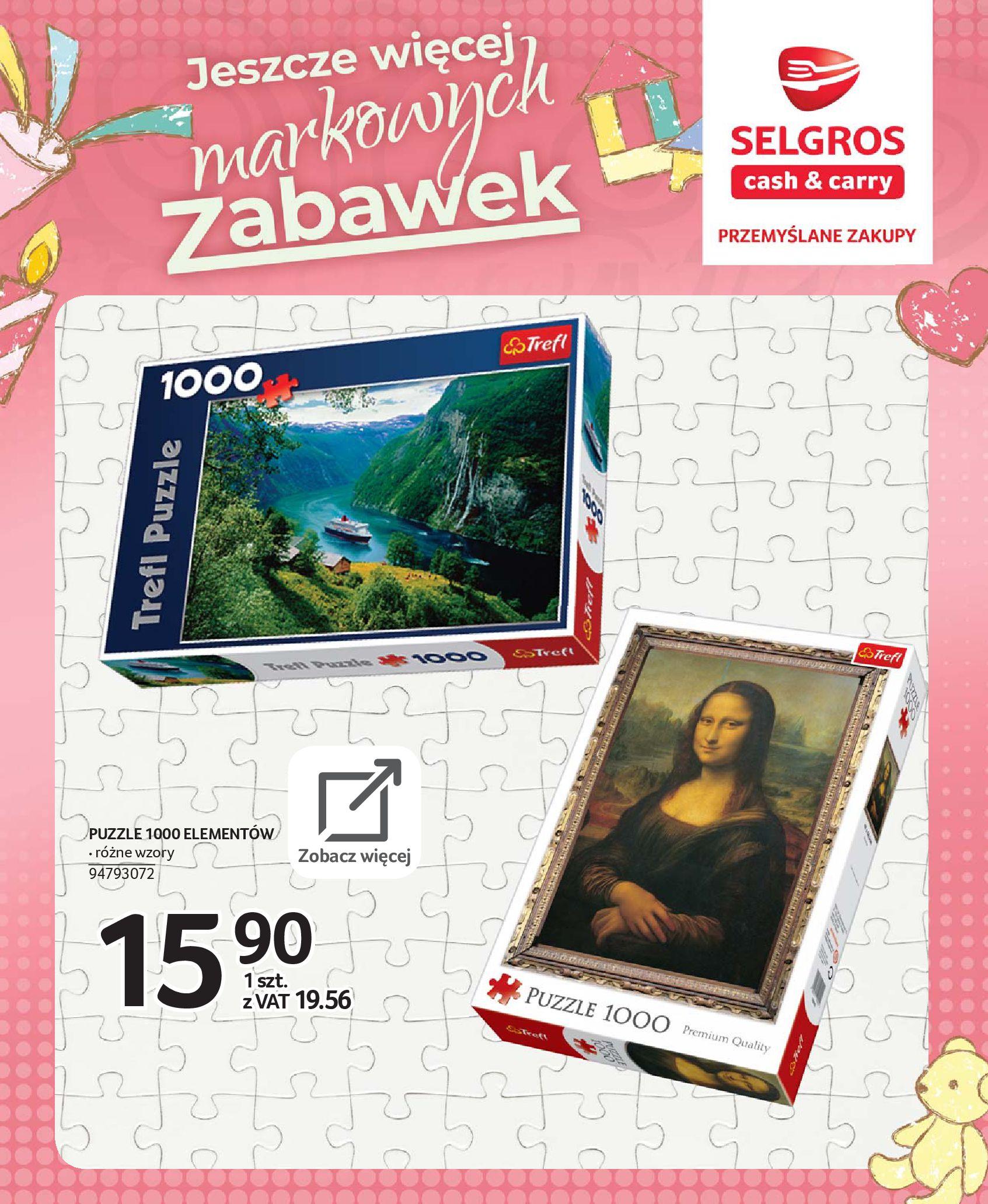 Gazetka Selgros - Katalog zabawek-20.11.2019-24.12.2019-page-97