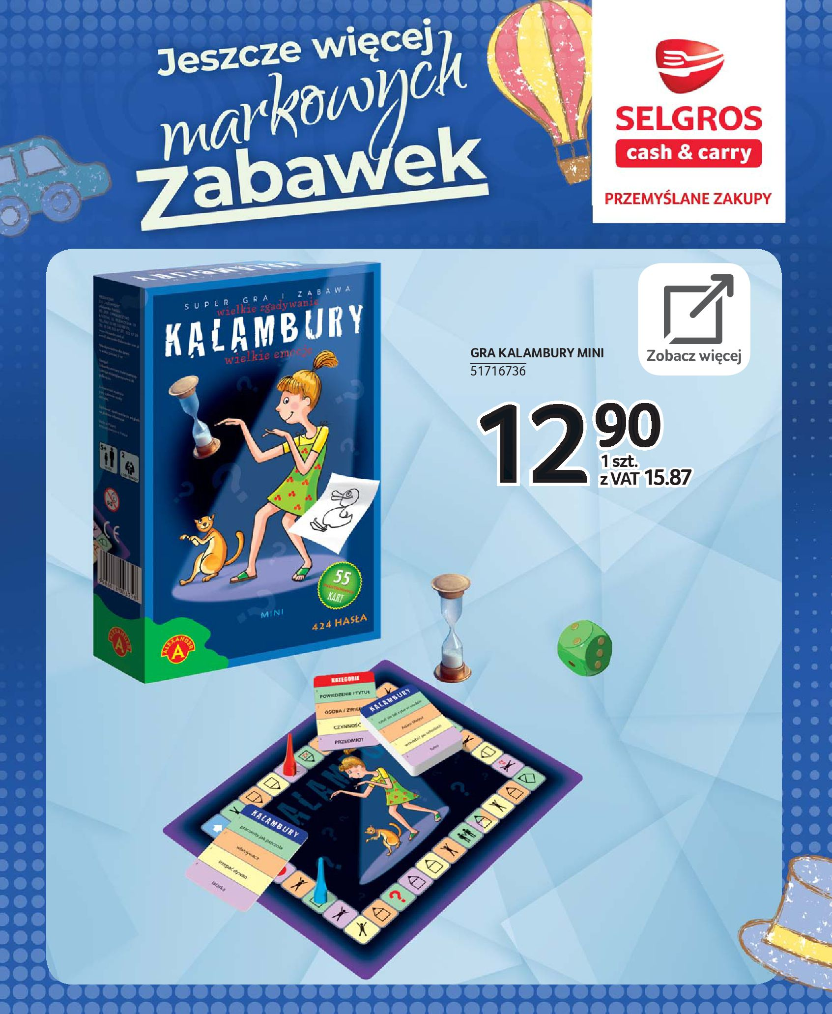 Gazetka Selgros - Katalog zabawek-20.11.2019-24.12.2019-page-98