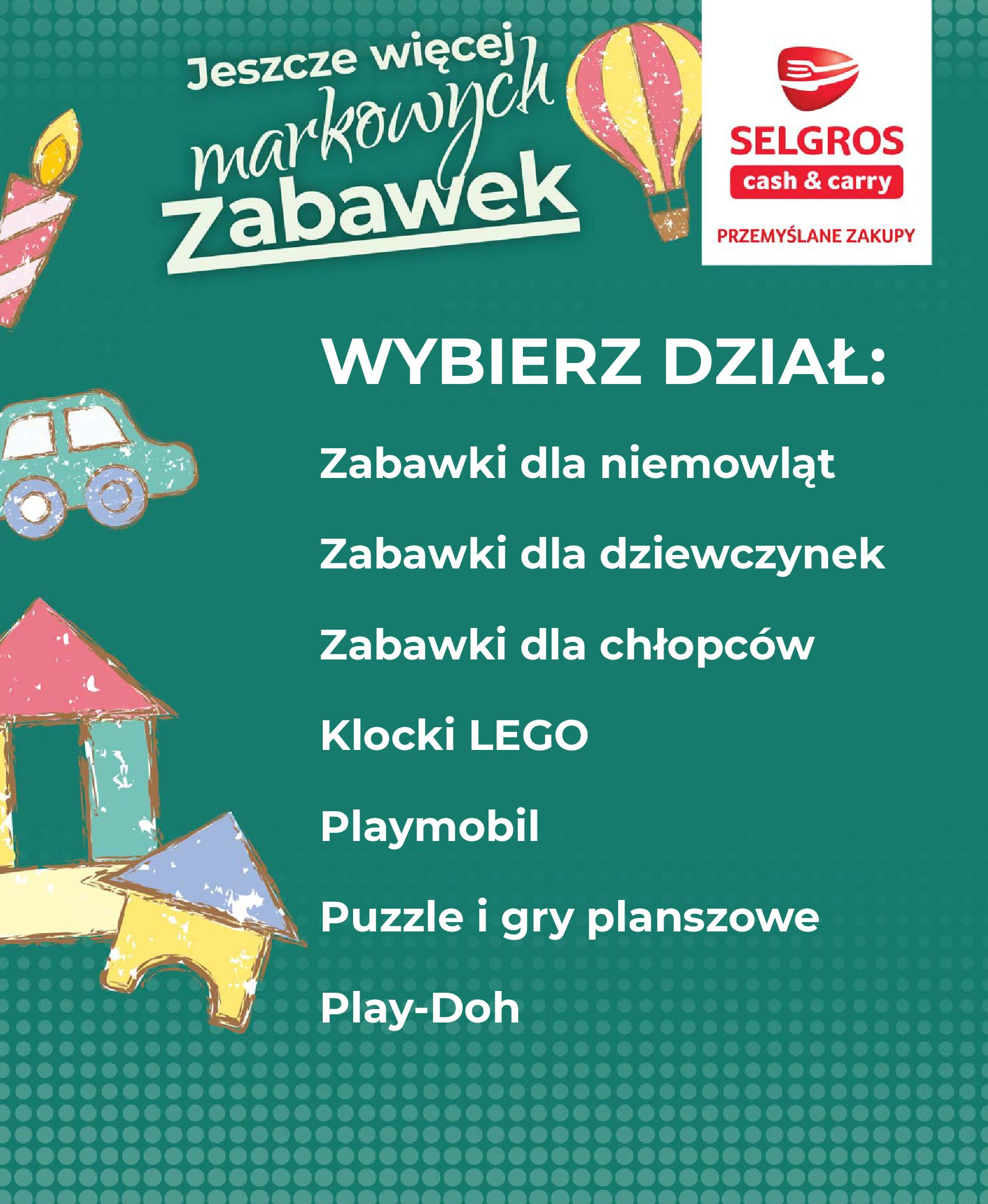 Gazetka Selgros - Katalog zabawek-20.11.2019-24.12.2019-page-2