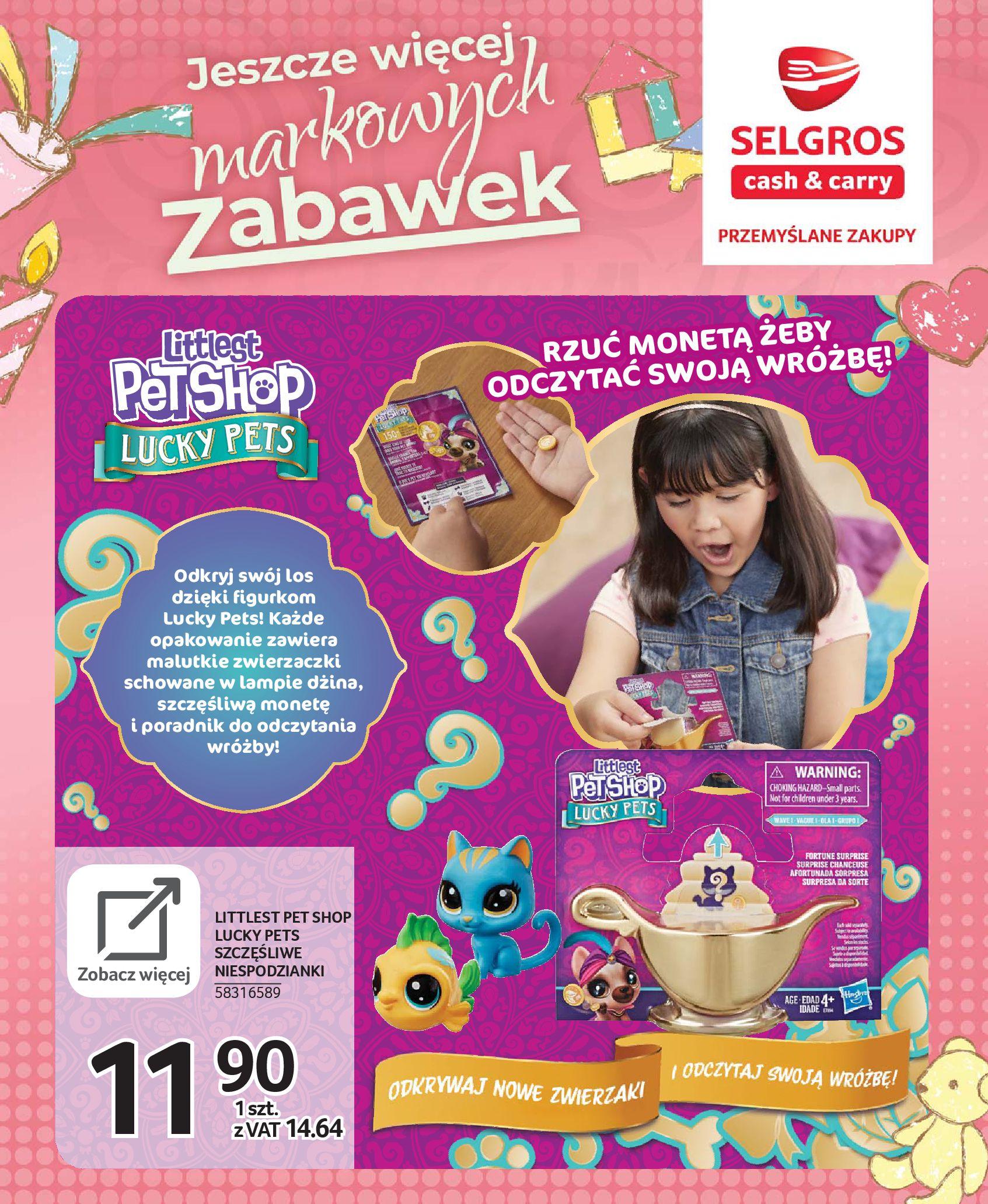 Gazetka Selgros - Katalog zabawek-20.11.2019-24.12.2019-page-11