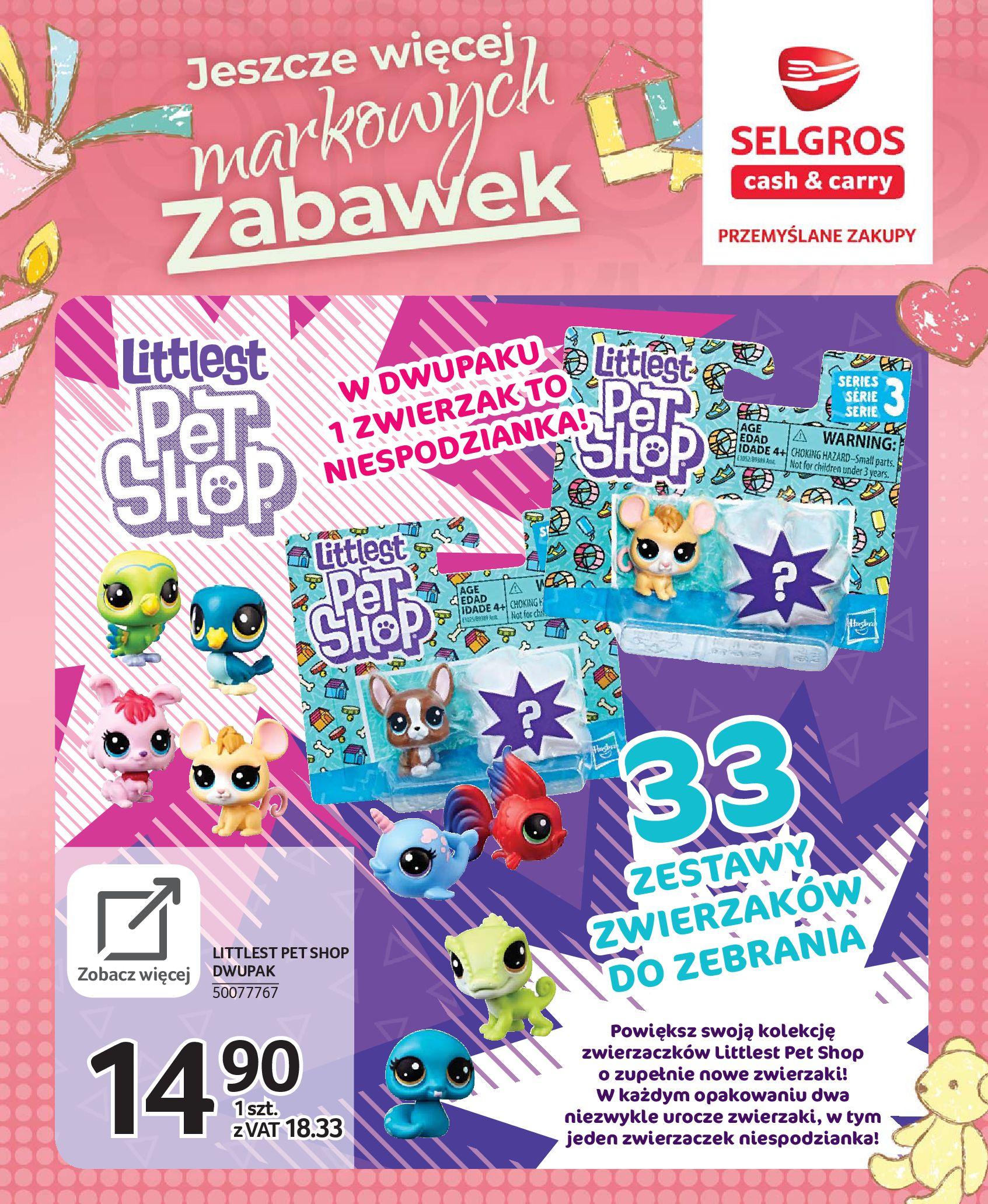 Gazetka Selgros - Katalog zabawek-20.11.2019-24.12.2019-page-12