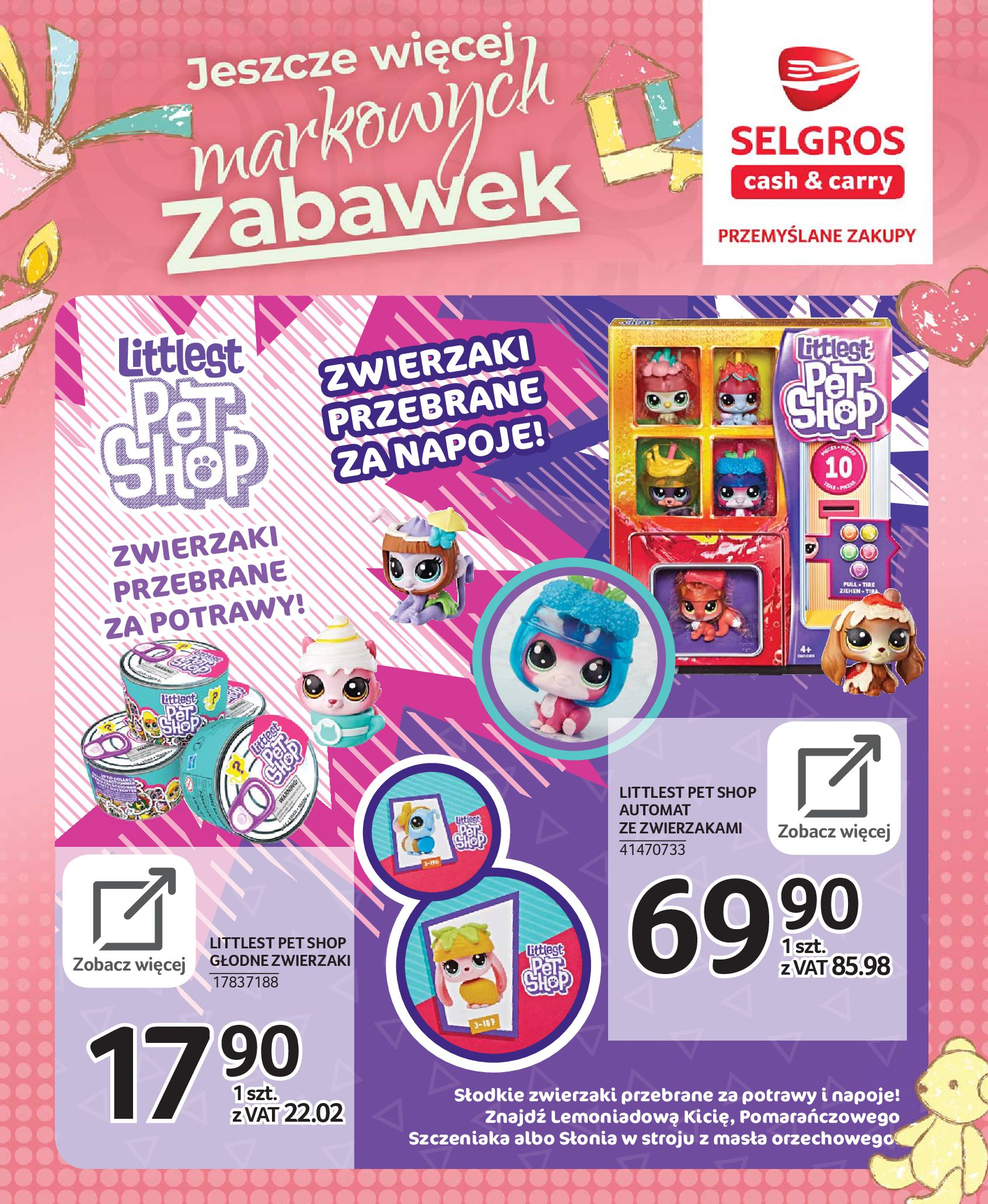 Gazetka Selgros - Katalog zabawek-20.11.2019-24.12.2019-page-13