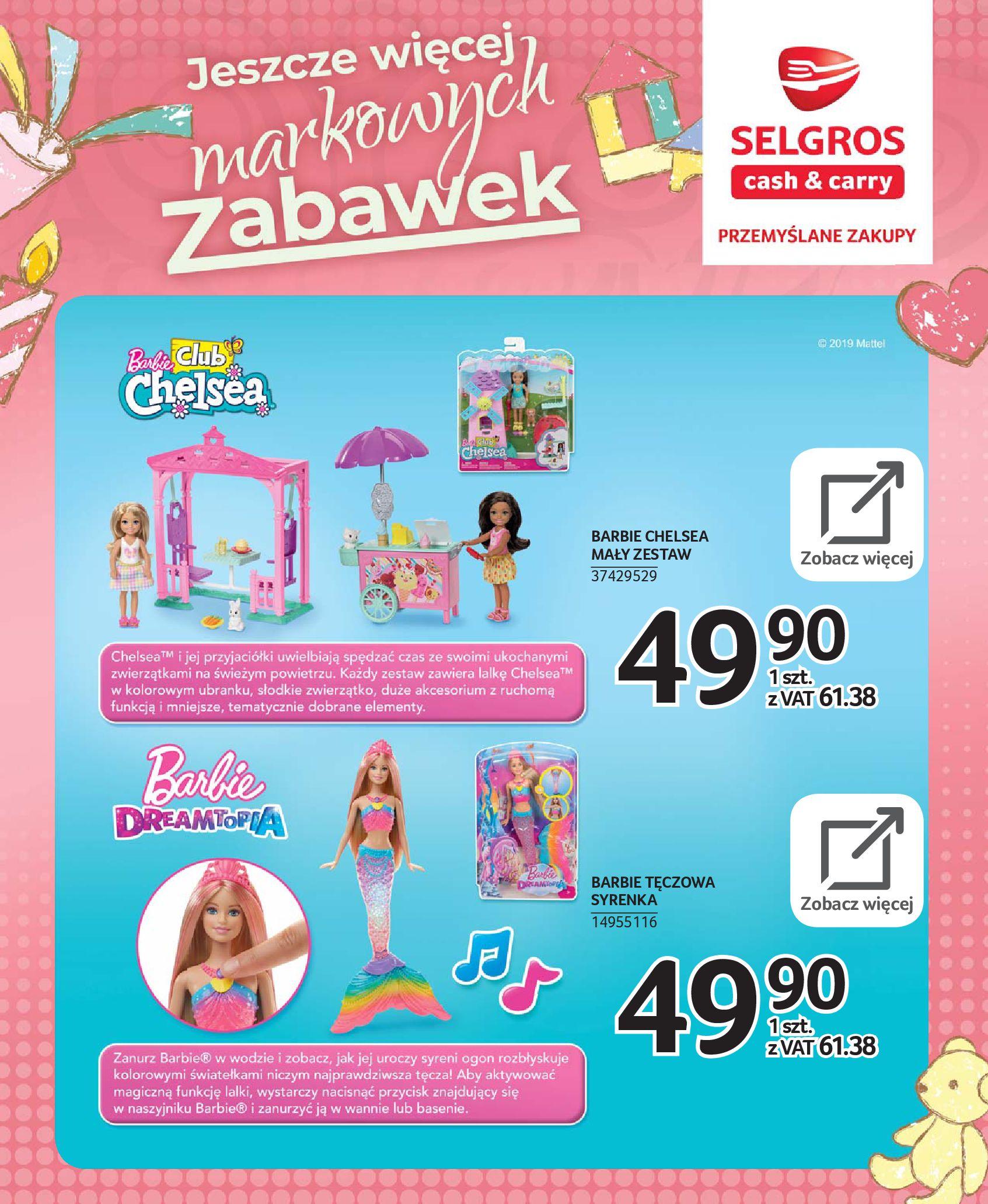 Gazetka Selgros - Katalog zabawek-20.11.2019-24.12.2019-page-15