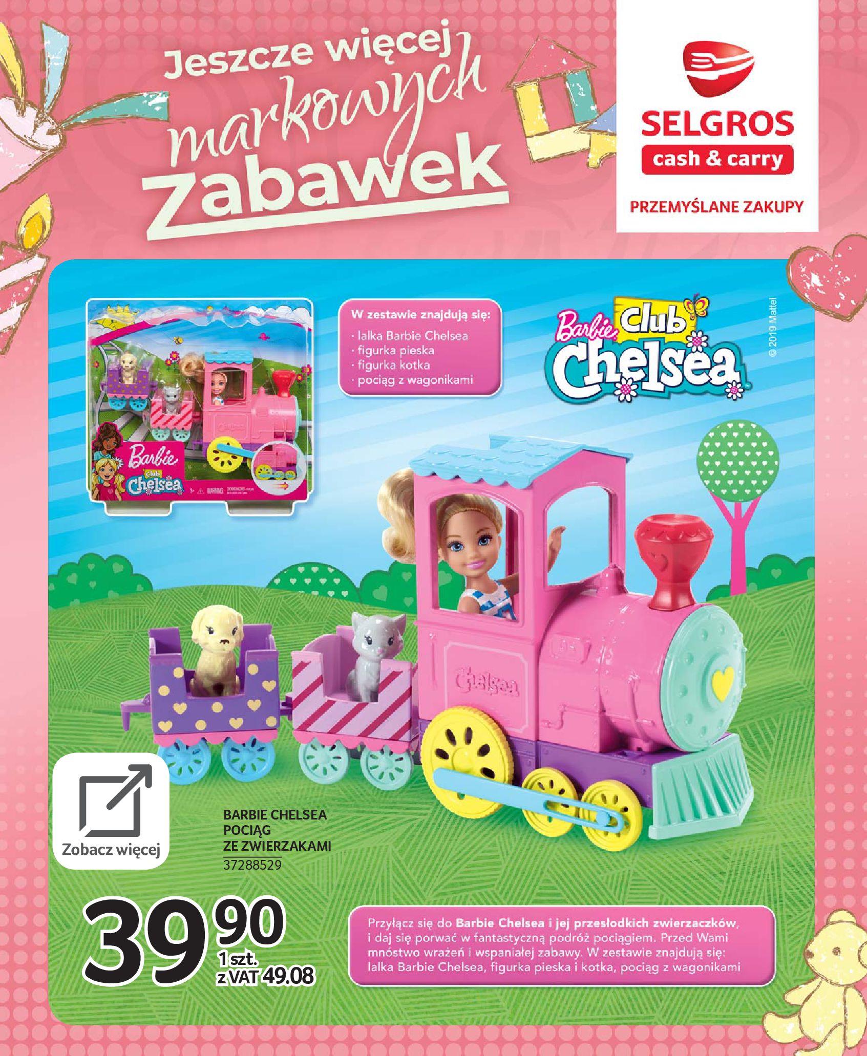 Gazetka Selgros - Katalog zabawek-20.11.2019-24.12.2019-page-16