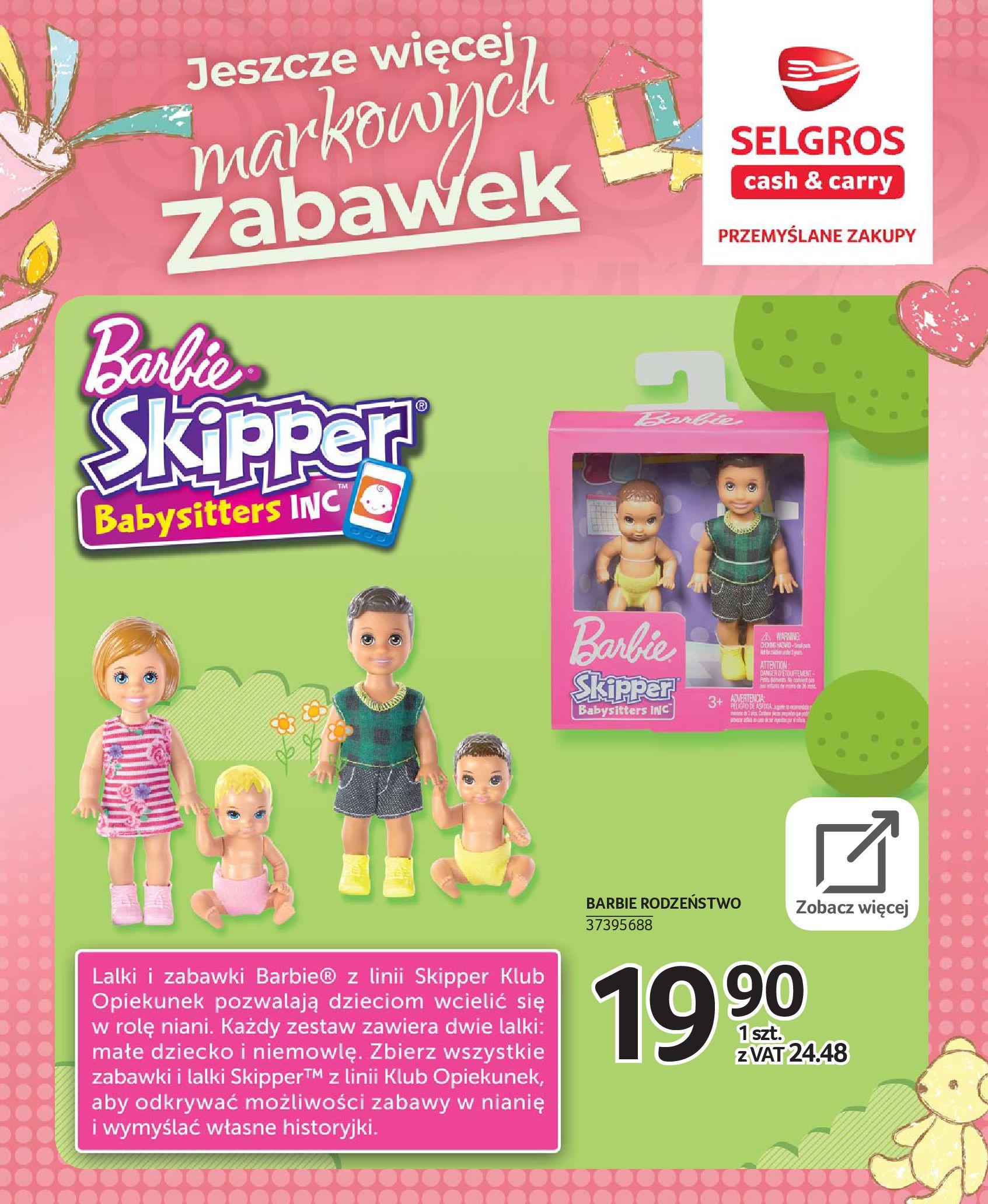 Gazetka Selgros - Katalog zabawek-20.11.2019-24.12.2019-page-17