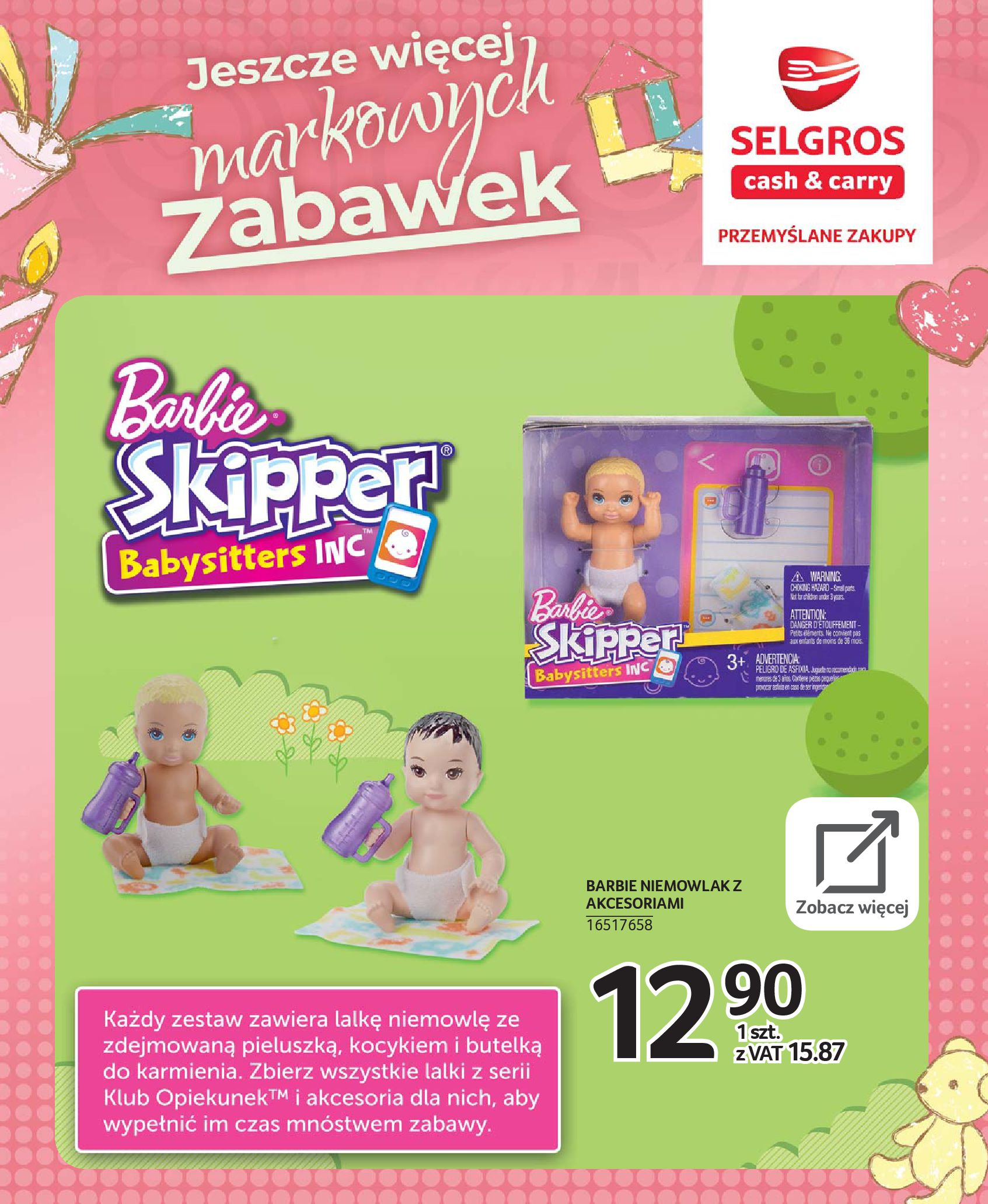 Gazetka Selgros - Katalog zabawek-20.11.2019-24.12.2019-page-18