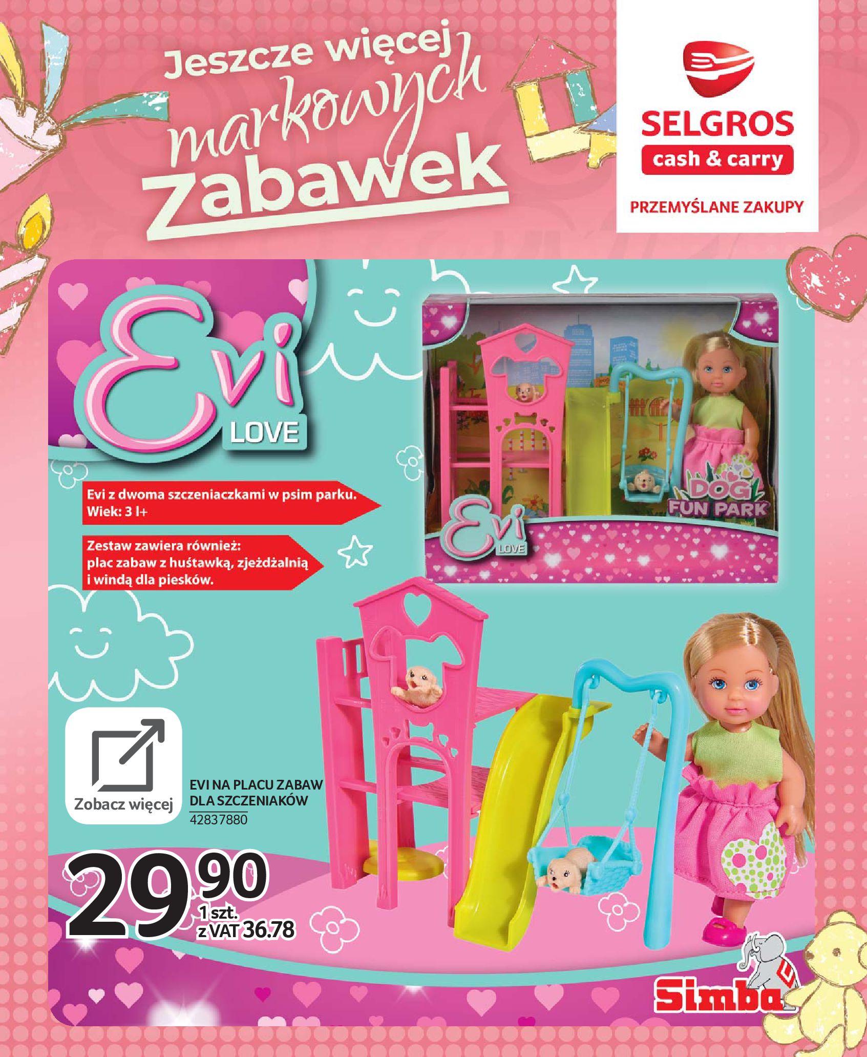 Gazetka Selgros - Katalog zabawek-20.11.2019-24.12.2019-page-20