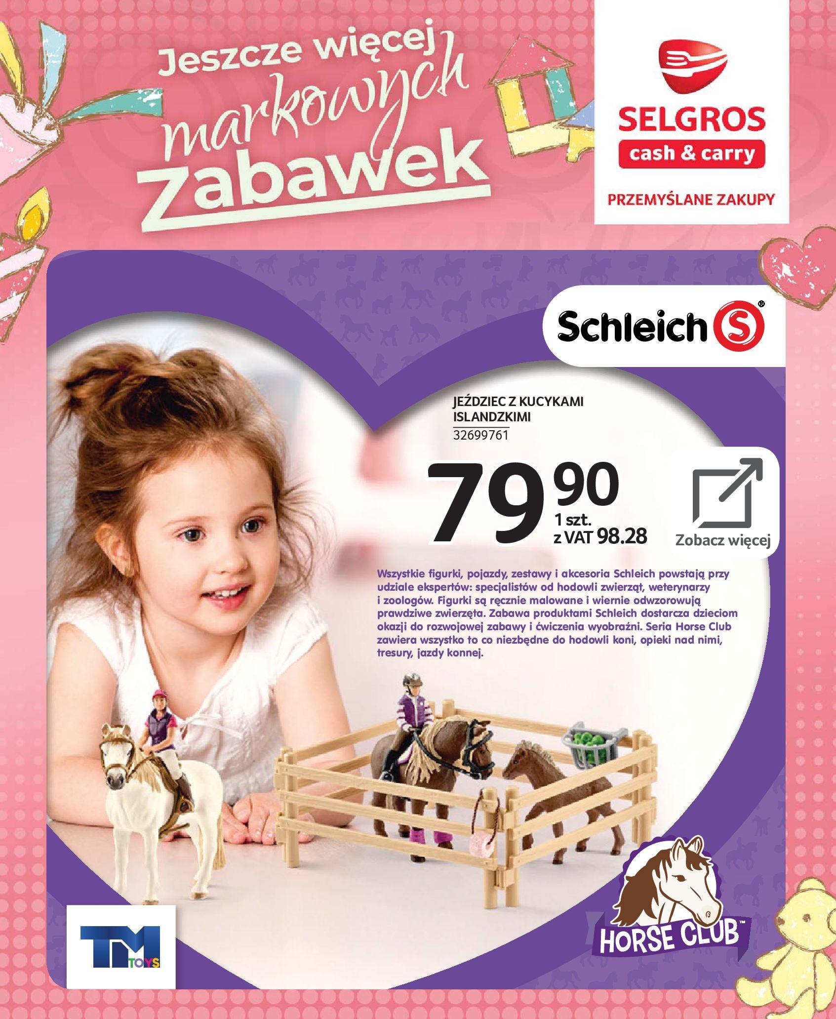 Gazetka Selgros - Katalog zabawek-20.11.2019-24.12.2019-page-23