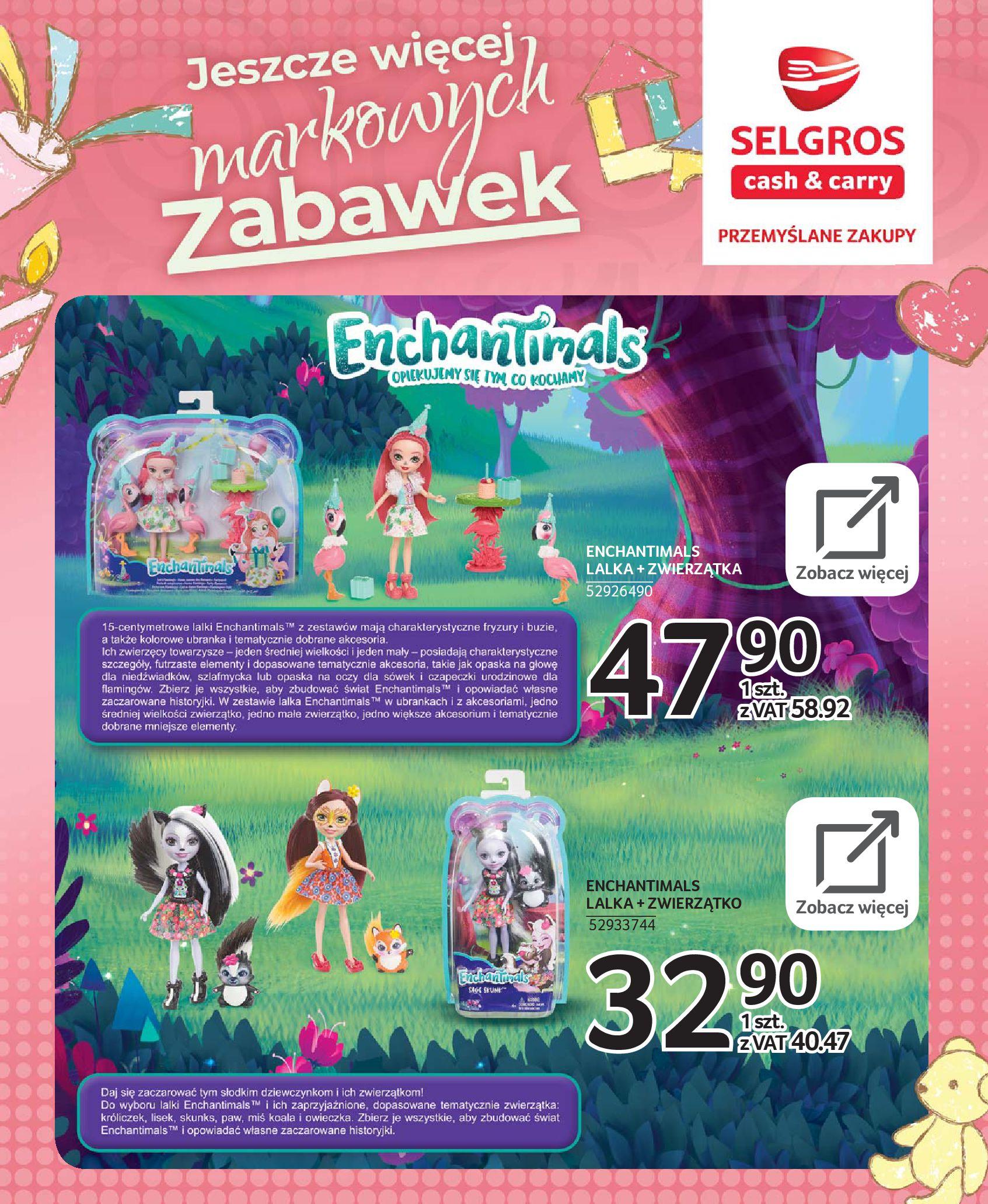Gazetka Selgros - Katalog zabawek-20.11.2019-24.12.2019-page-25