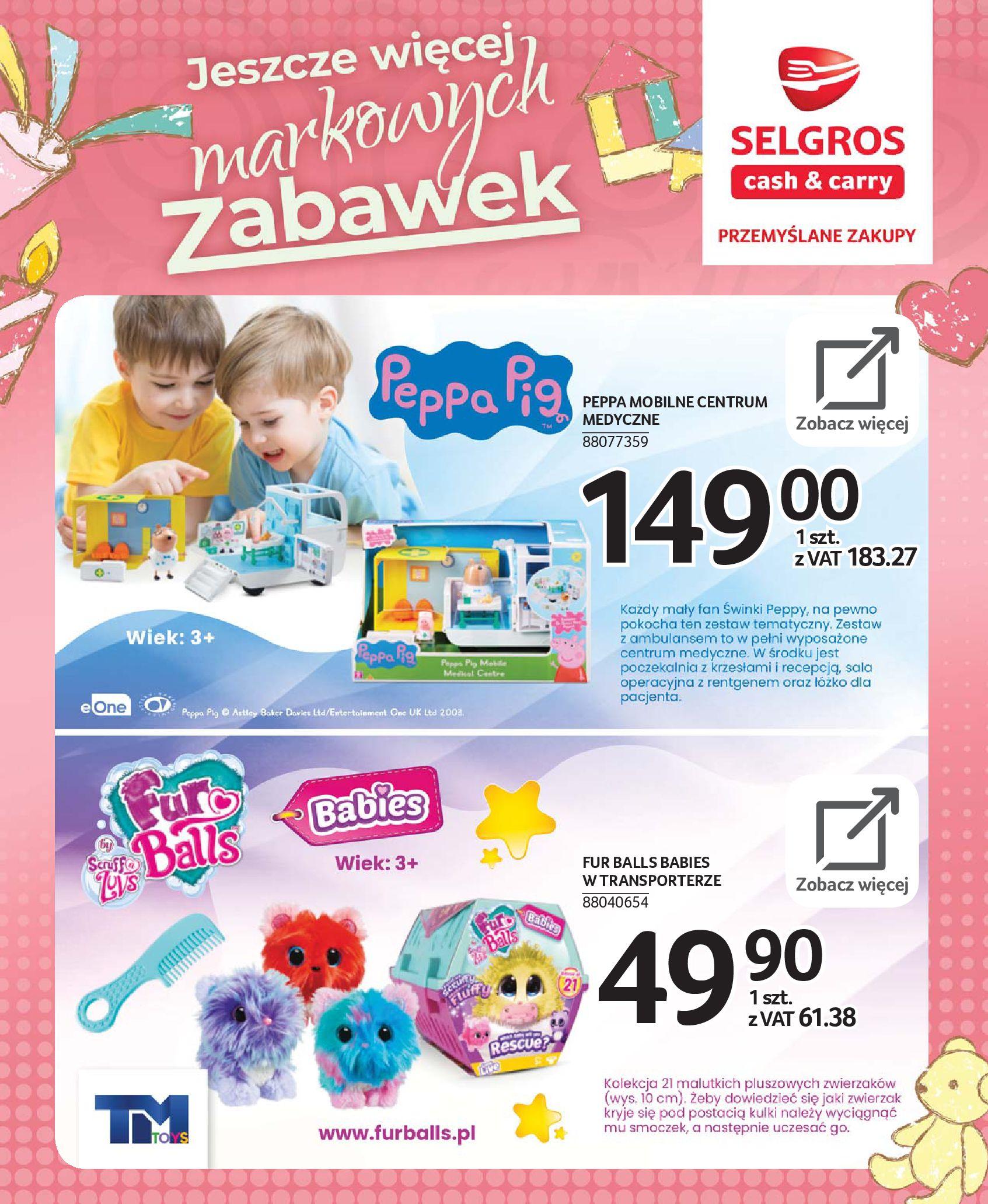 Gazetka Selgros - Katalog zabawek-20.11.2019-24.12.2019-page-27