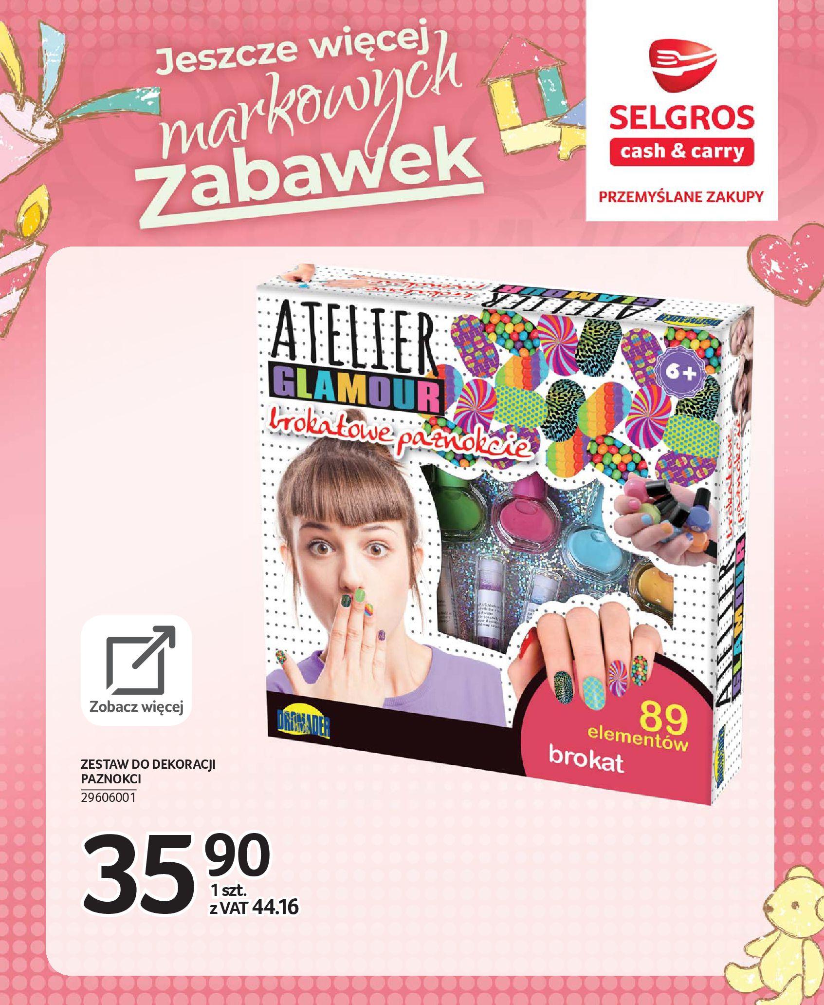 Gazetka Selgros - Katalog zabawek-20.11.2019-24.12.2019-page-29
