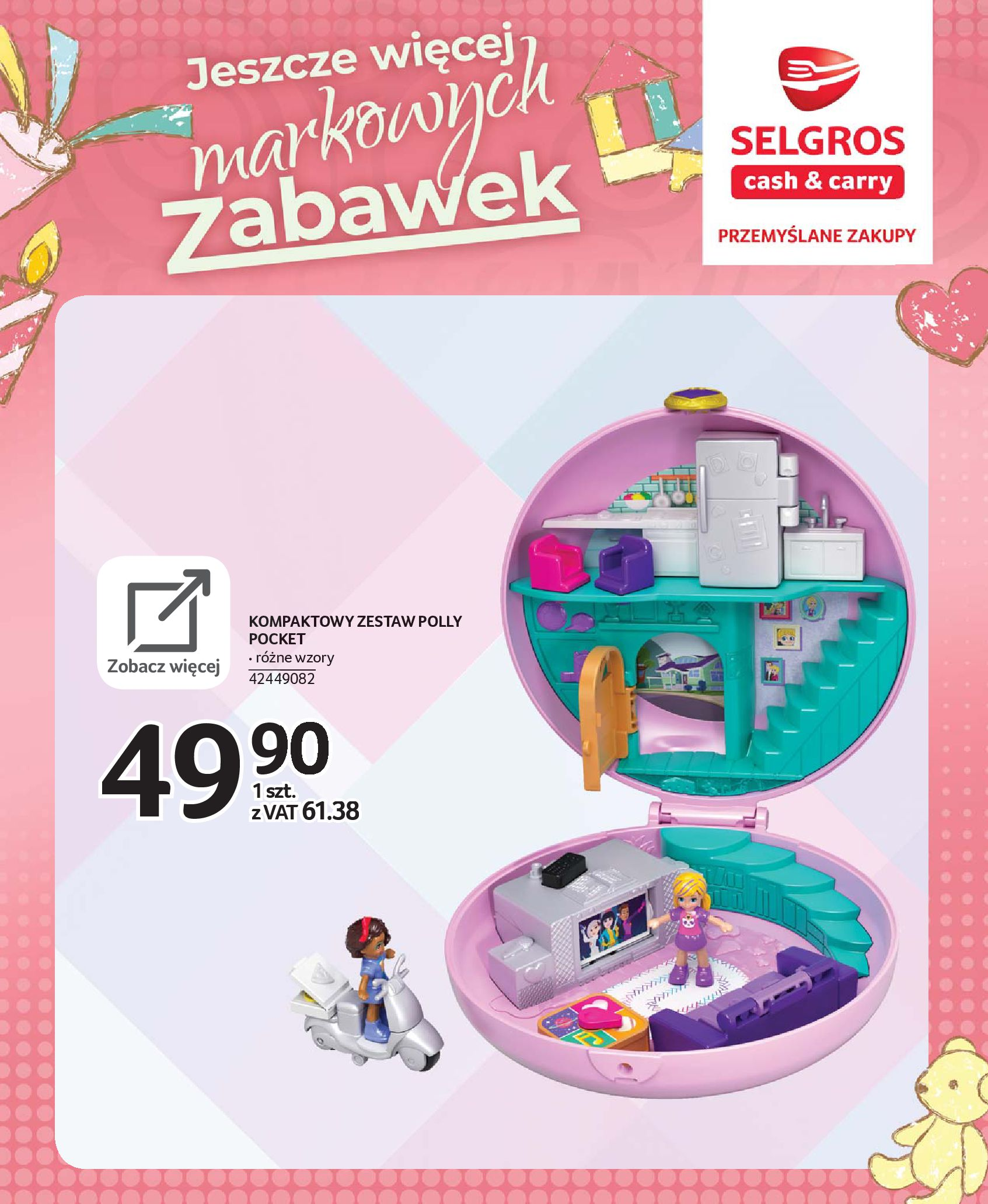 Gazetka Selgros - Katalog zabawek-20.11.2019-24.12.2019-page-30