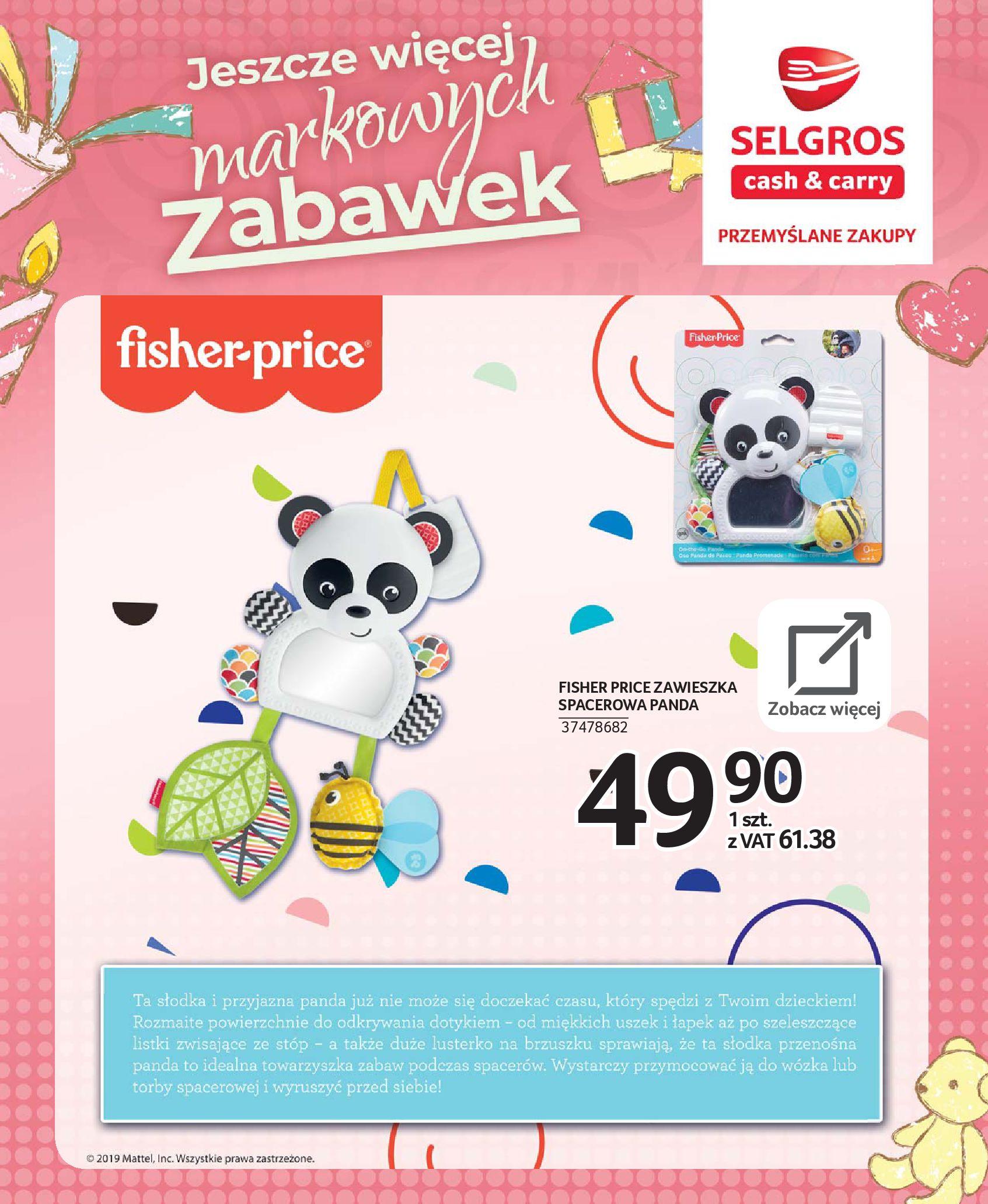 Gazetka Selgros - Katalog zabawek-20.11.2019-24.12.2019-page-4