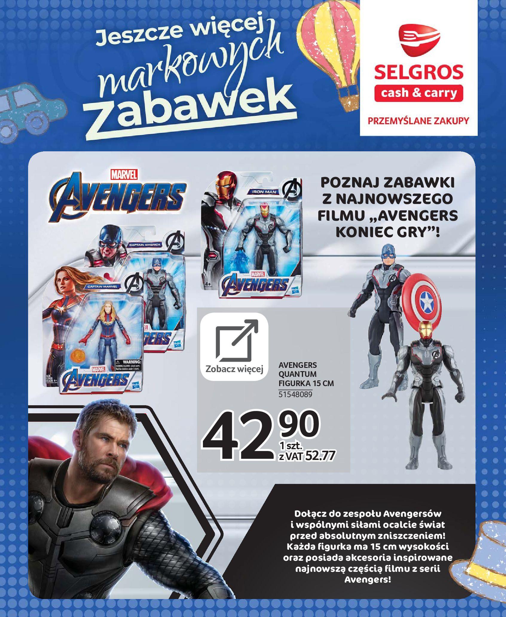 Gazetka Selgros - Katalog zabawek-20.11.2019-24.12.2019-page-35