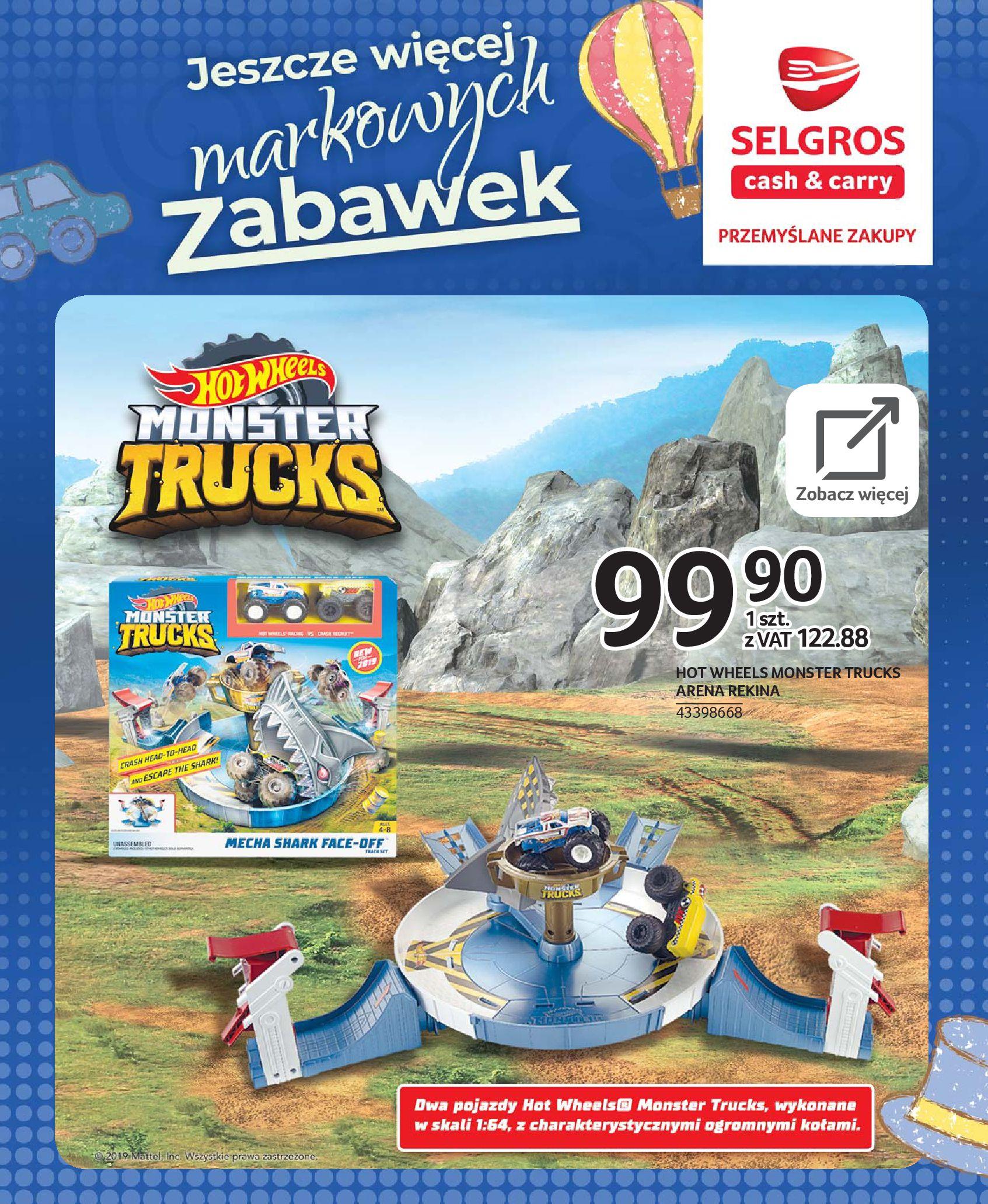 Gazetka Selgros - Katalog zabawek-20.11.2019-24.12.2019-page-39