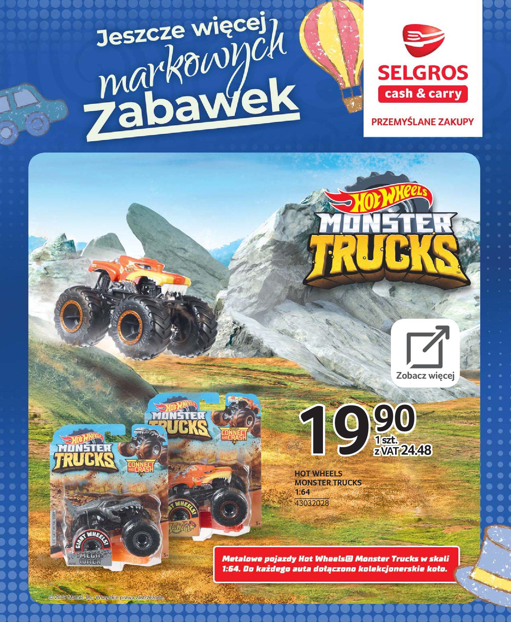 Gazetka Selgros - Katalog zabawek-20.11.2019-24.12.2019-page-40