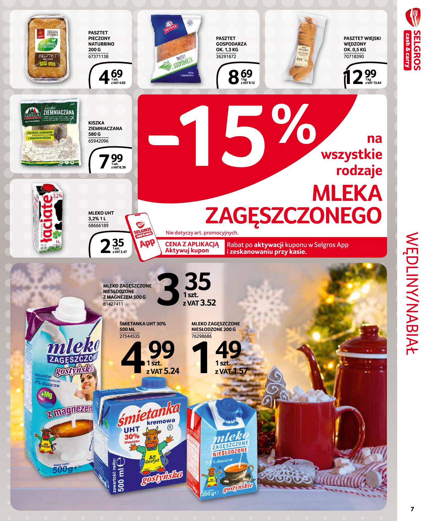 Gazetka Selgros - Extra Oferta-18.11.2020-02.12.2020-page-7