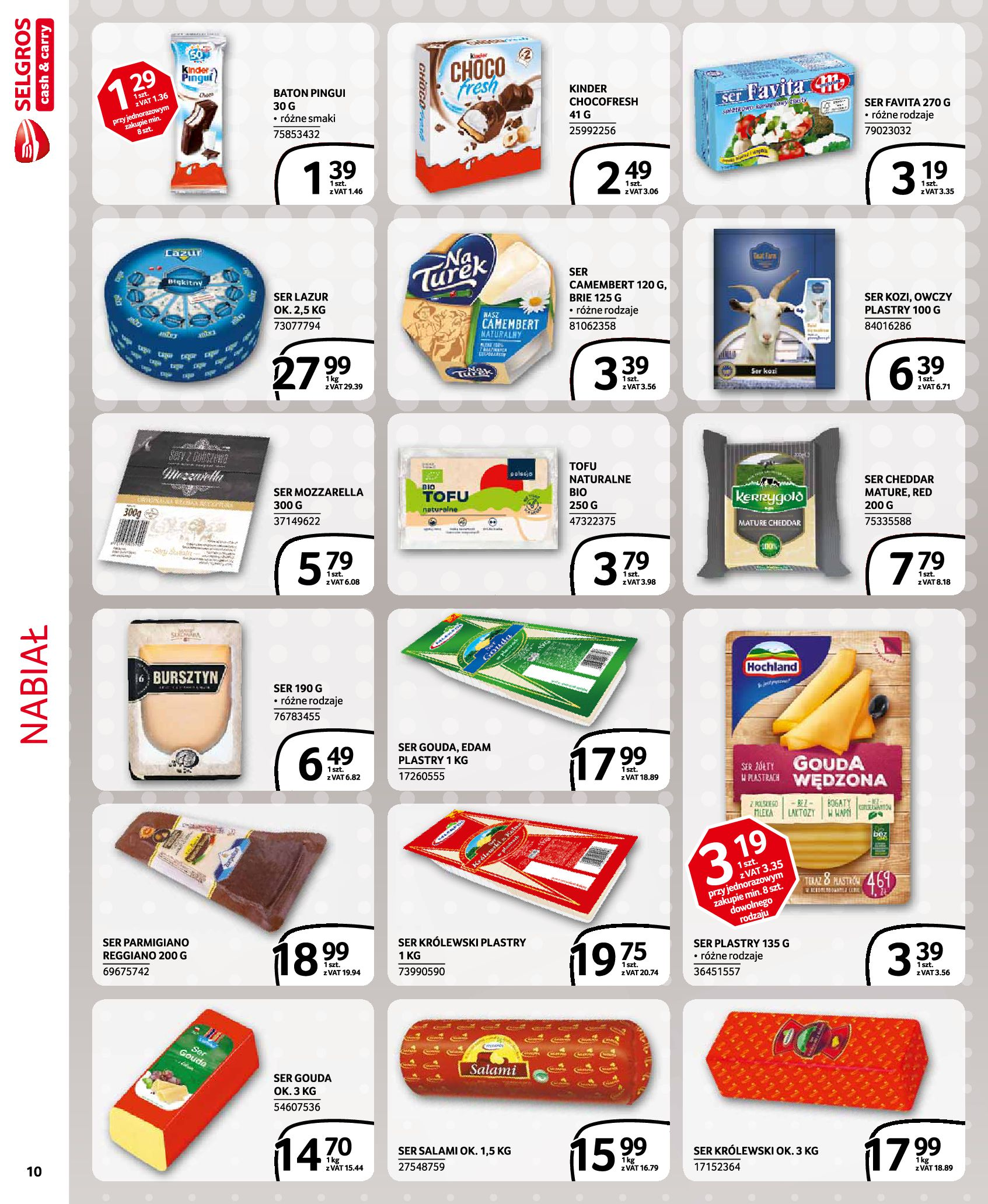 Gazetka Selgros - Extra Oferta-18.11.2020-02.12.2020-page-10