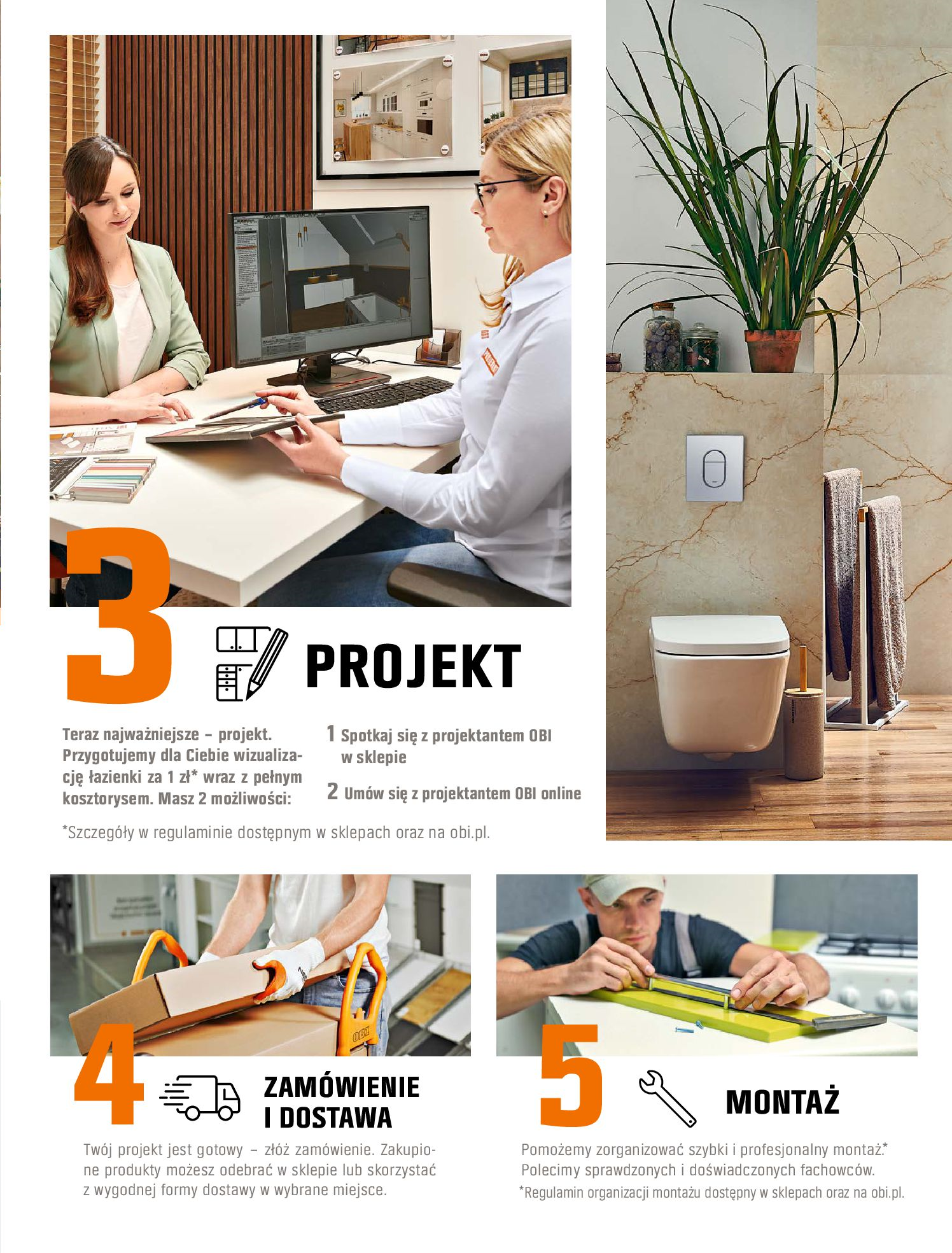 Gazetka OBI: Katalog OBI - Łazienka Trendy 2021 2021-05-25 page-7