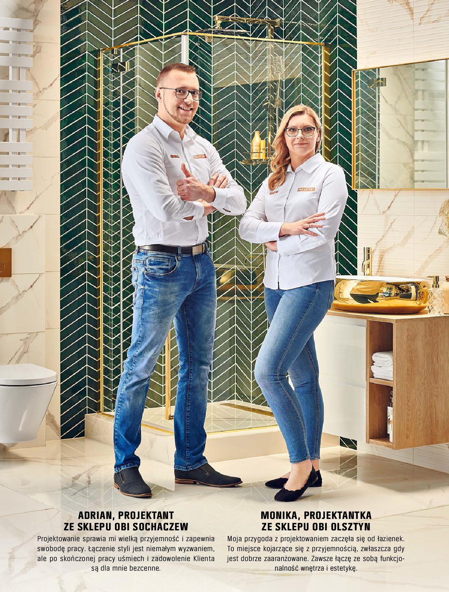 Gazetka OBI: Katalog OBI - Łazienka Trendy 2021 2021-05-25 page-2