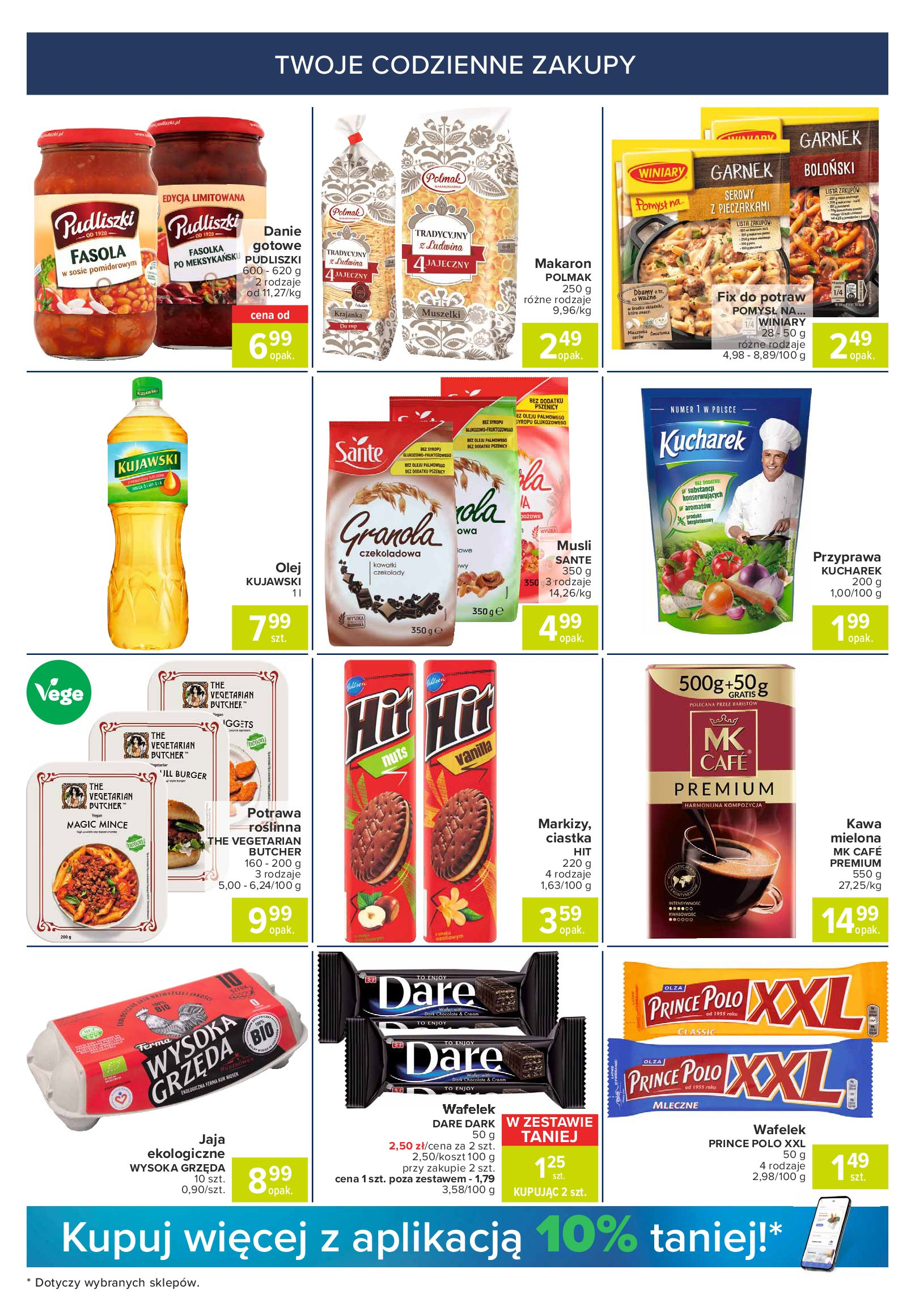 Gazetka Carrefour Express: Gazetka Carrefour Express 20-26.07 2021-07-20 page-3