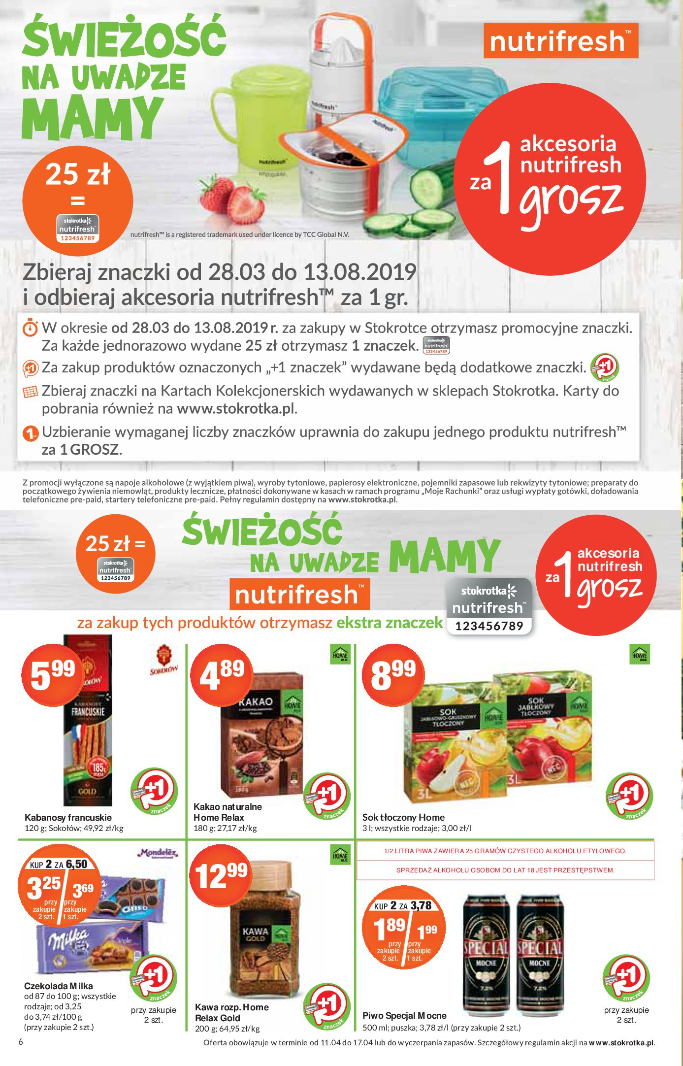 Gazetka Stokrotka Market - W tym tygodniu-10.04.2019-17.04.2019-page-
