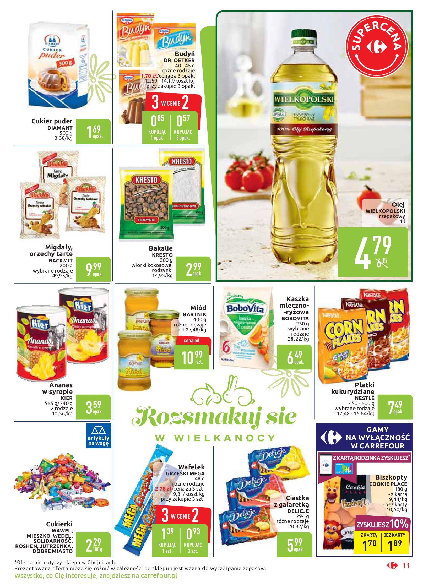 Gazetka Carrefour Market - Wszyscy zasługujemy na najlepsze-14.04.2019-20.04.2019-page-