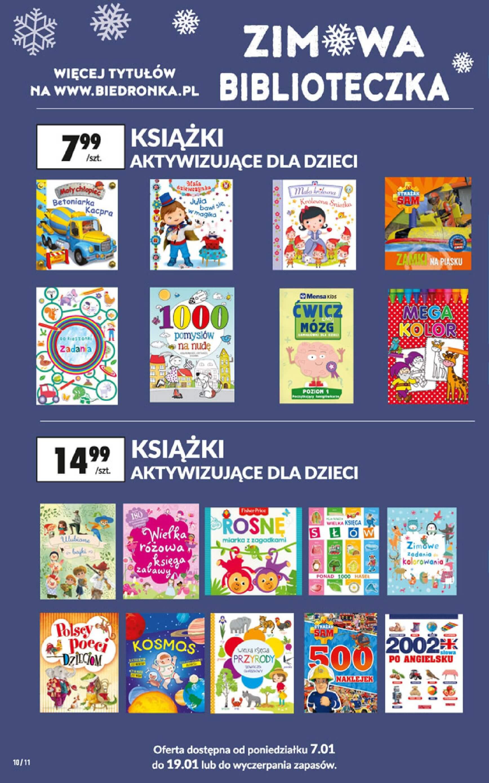 Gazetka Biedronka - Okazje tygodnia-06.01.2019-23.01.2019-page-