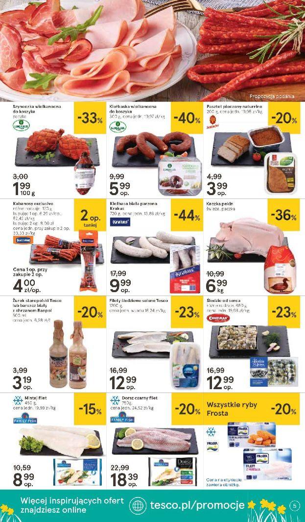Gazetka Tesco Supermarket - Oferta na art. spożywcze i kosmetyki-10.04.2019-20.04.2019-page-