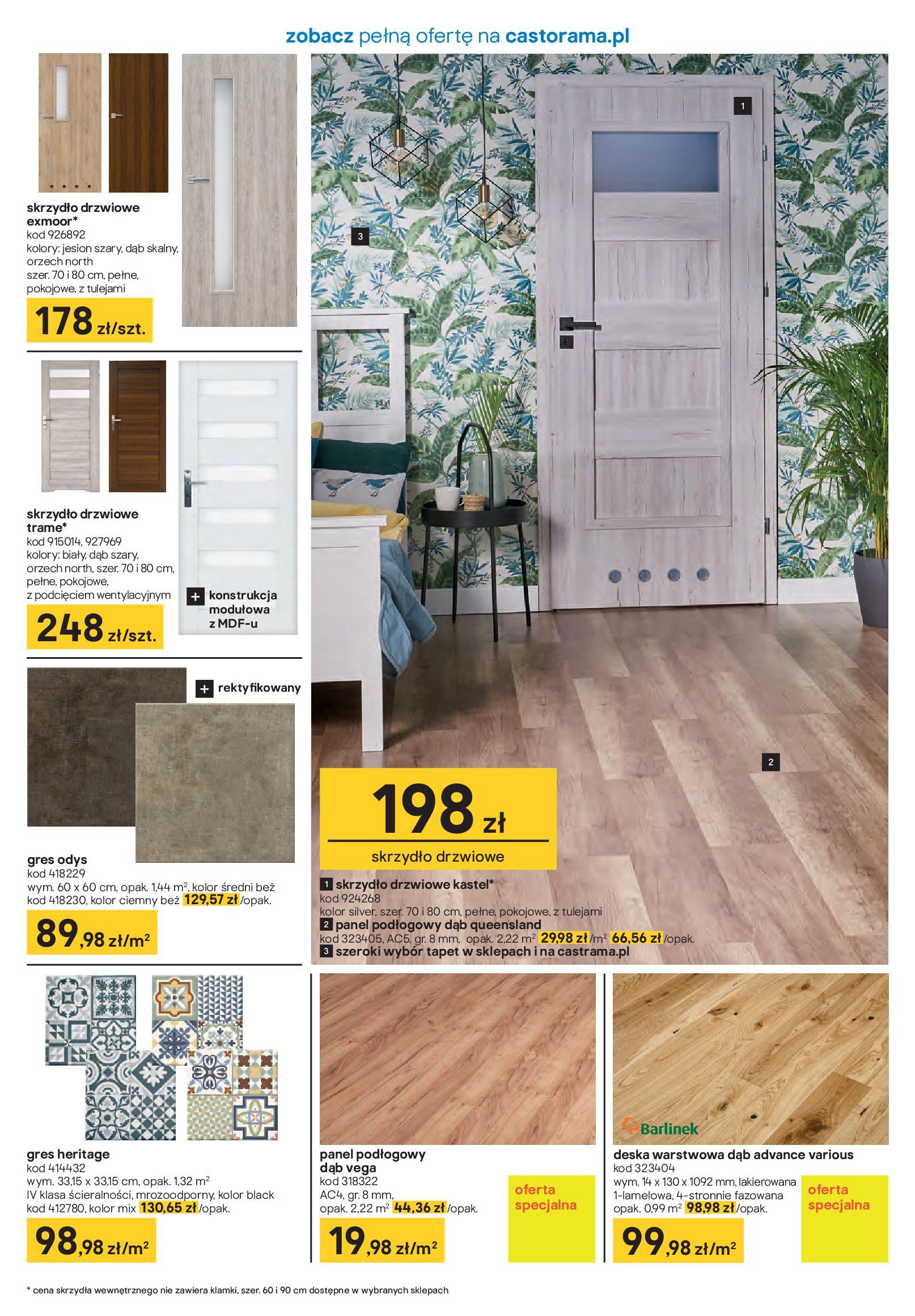 Gazetka Castorama - Akcja łazienka-21.01.2020-16.02.2020-page-11