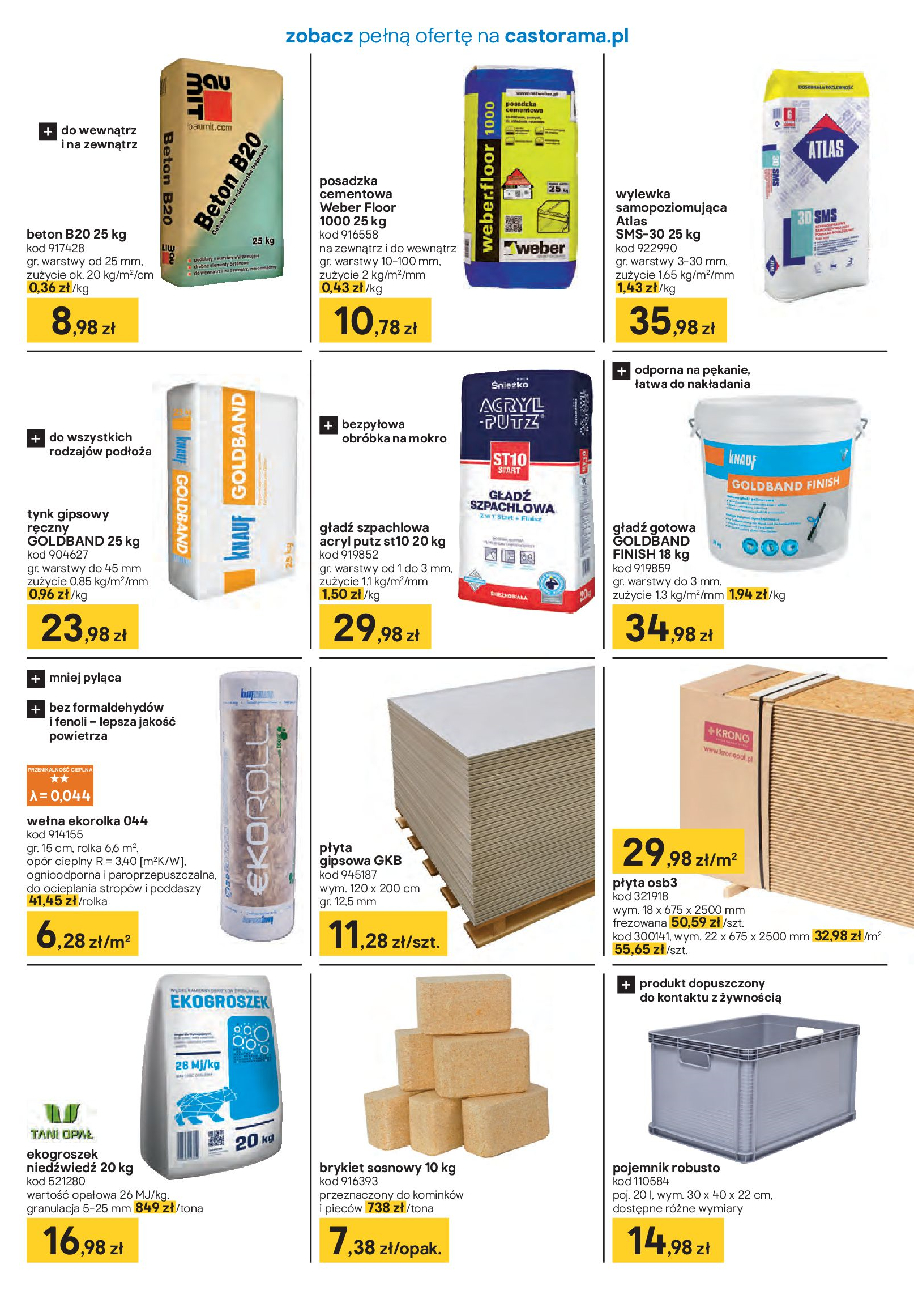 Gazetka Castorama - Akcja łazienka-21.01.2020-16.02.2020-page-15